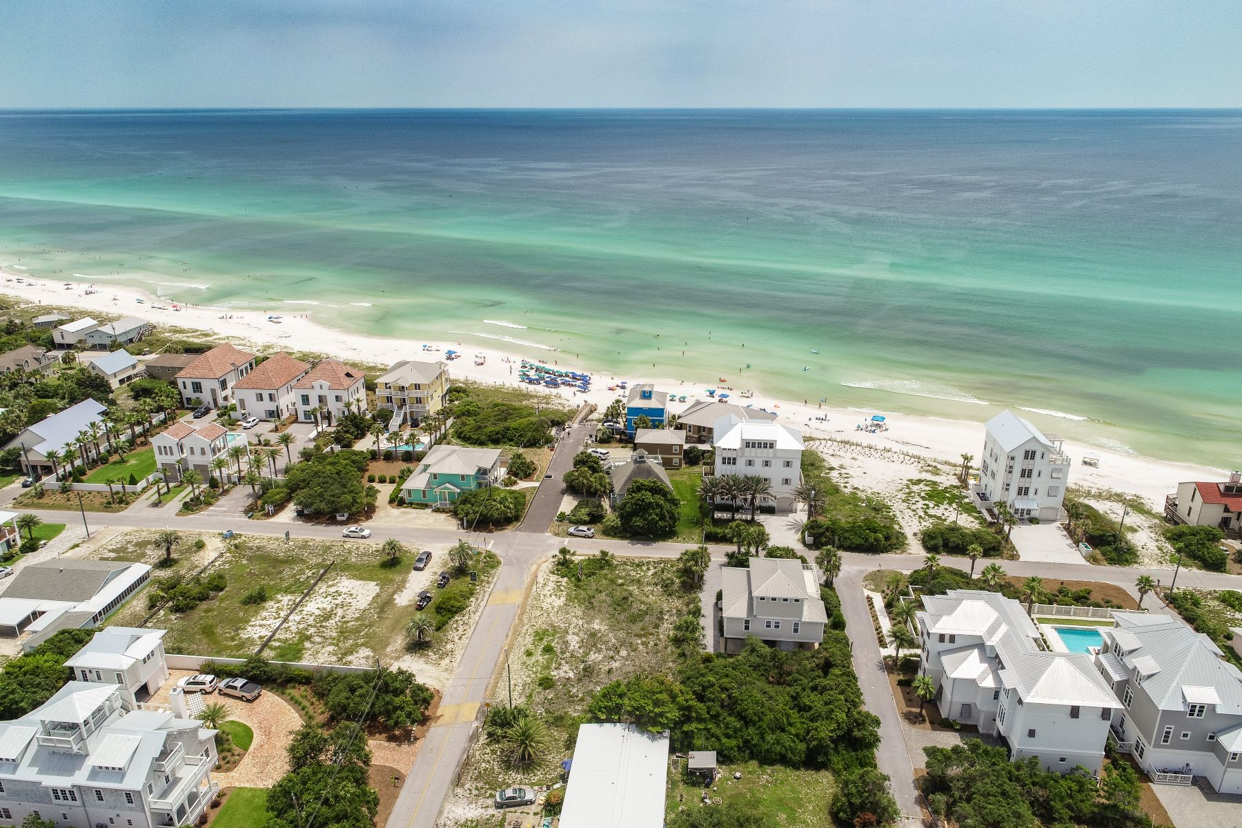 Terreno por un Venta en Opportunity to Build One Tier Off the Gulf of Mexico 137 Pompano Street, Inlet Beach, Florida 32461 Estados Unidos