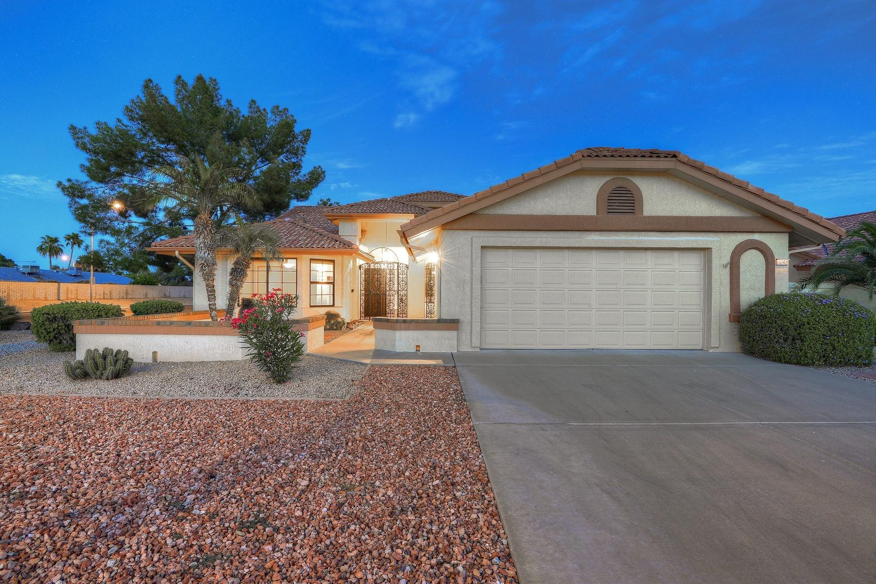 Single Family Homes για την Πώληση στο Sun City West 13747 W VILLA RIDGE DR, Sun City West, Αριζονα 85375 Ηνωμένες Πολιτείες