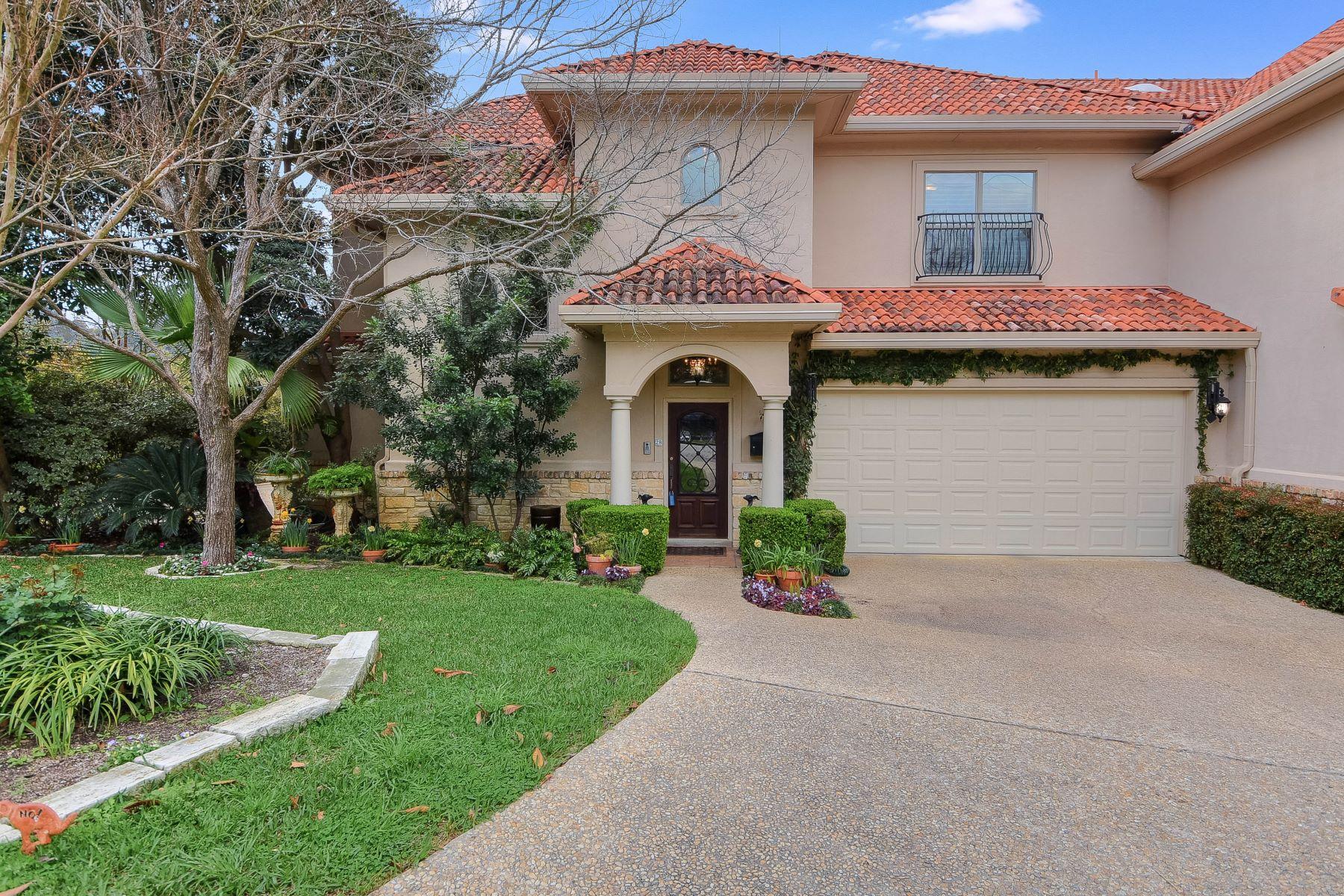 Condominium for Sale at Condominium in Alamo Heights 320 Kampmann Avenue #2B San Antonio, Texas 78209 United States