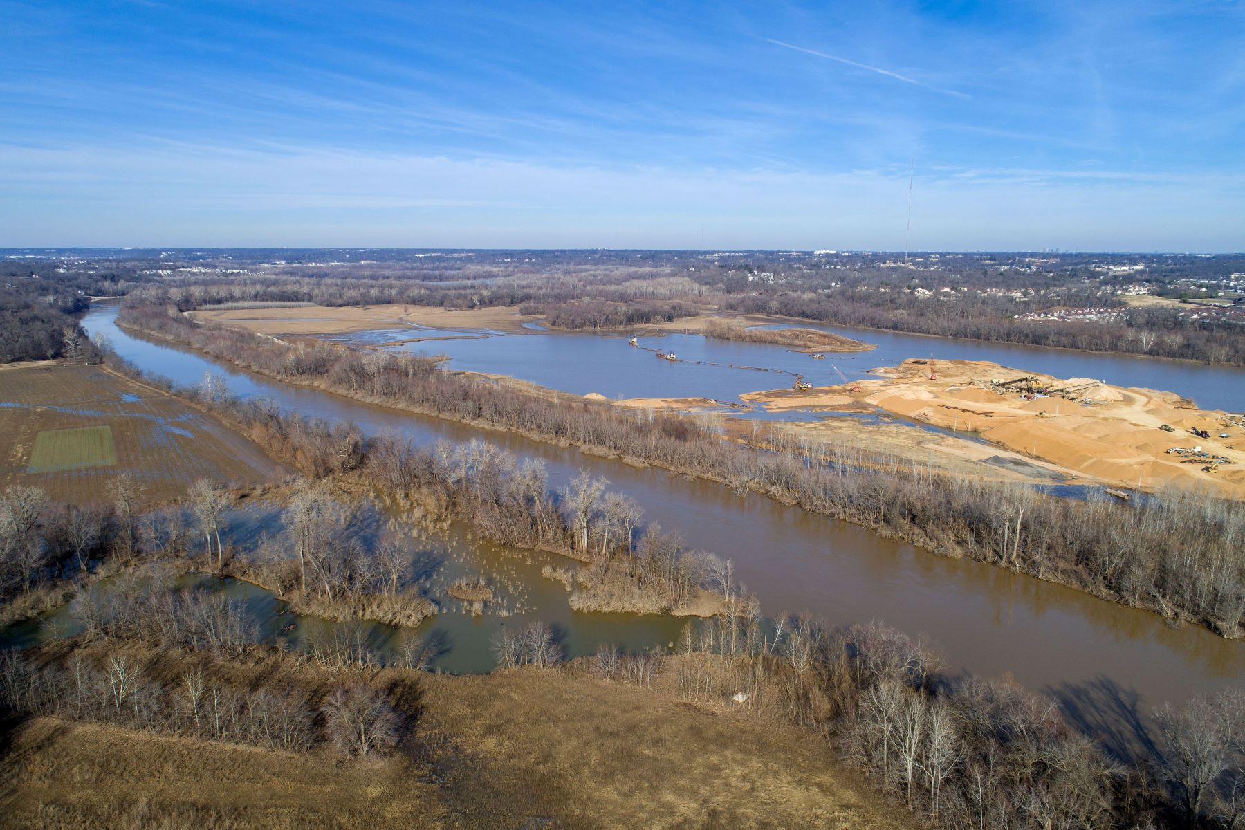 Land for Sale at A River Runs Through 2600 South Old 141 Fenton, Missouri 63026 United States