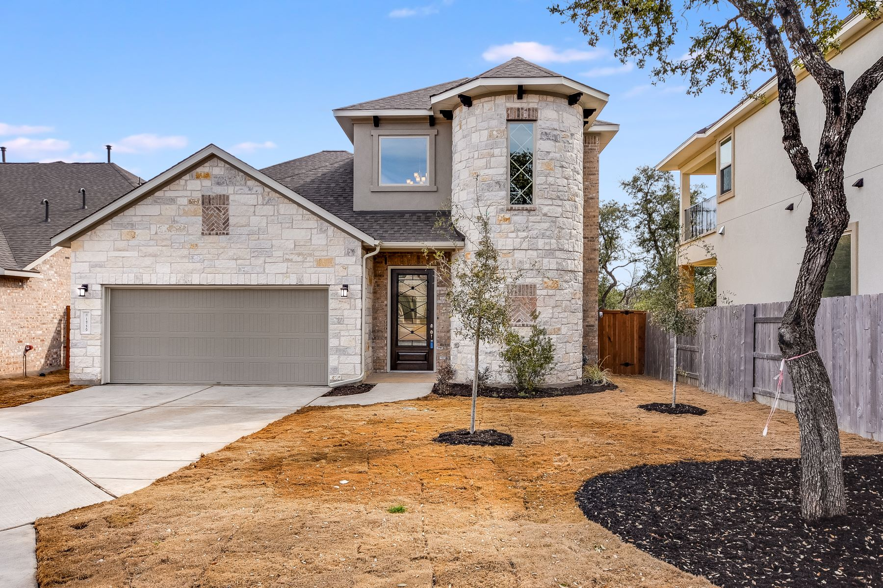 Single Family Home for Sale at Two Story New Construction 14229 Williamsport St, Austin, Texas, 78717 United States