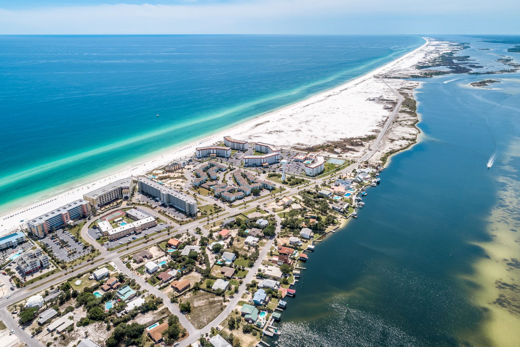 Land for Sale at Waterview Lot On Okaloosa Island with Nearby Fishing Pier 830 Tarpon Drive Fort Walton Beach, Florida 32548 United States