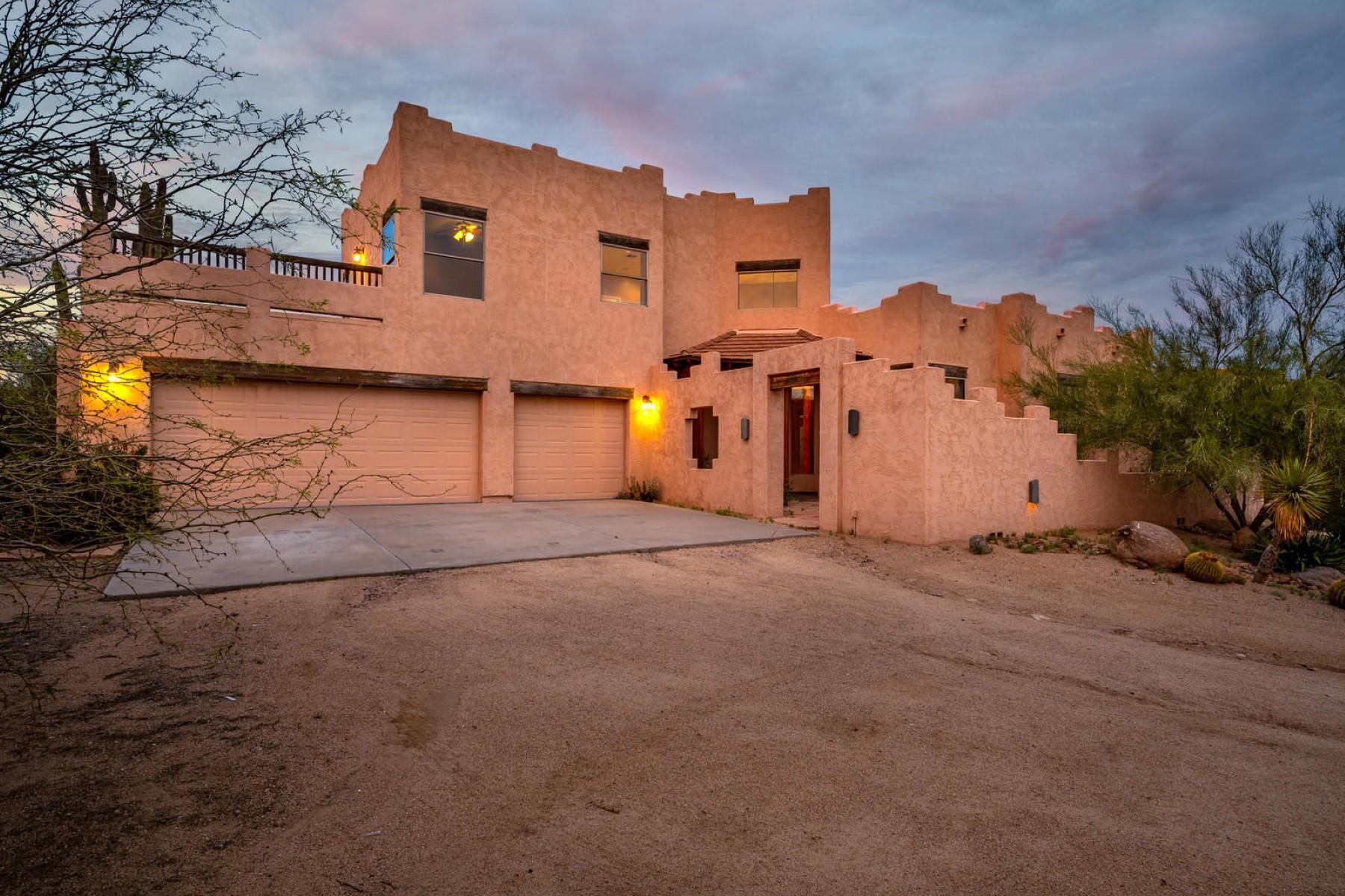 Single Family Homes για την Πώληση στο Luxury Custom Home 7652 E Oasis St, Mesa, Αριζονα 85207 Ηνωμένες Πολιτείες