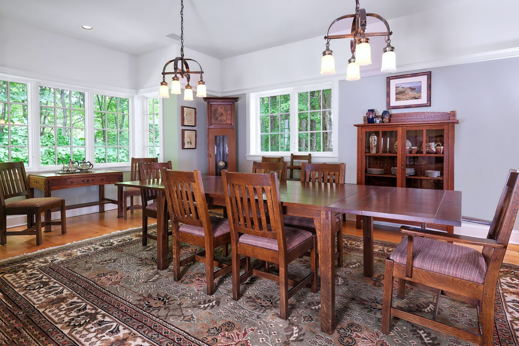 Additional photo for property listing at Exquisite English Country Manor 56 Upper Creek Road, Stockton, New Jersey 08559 United States