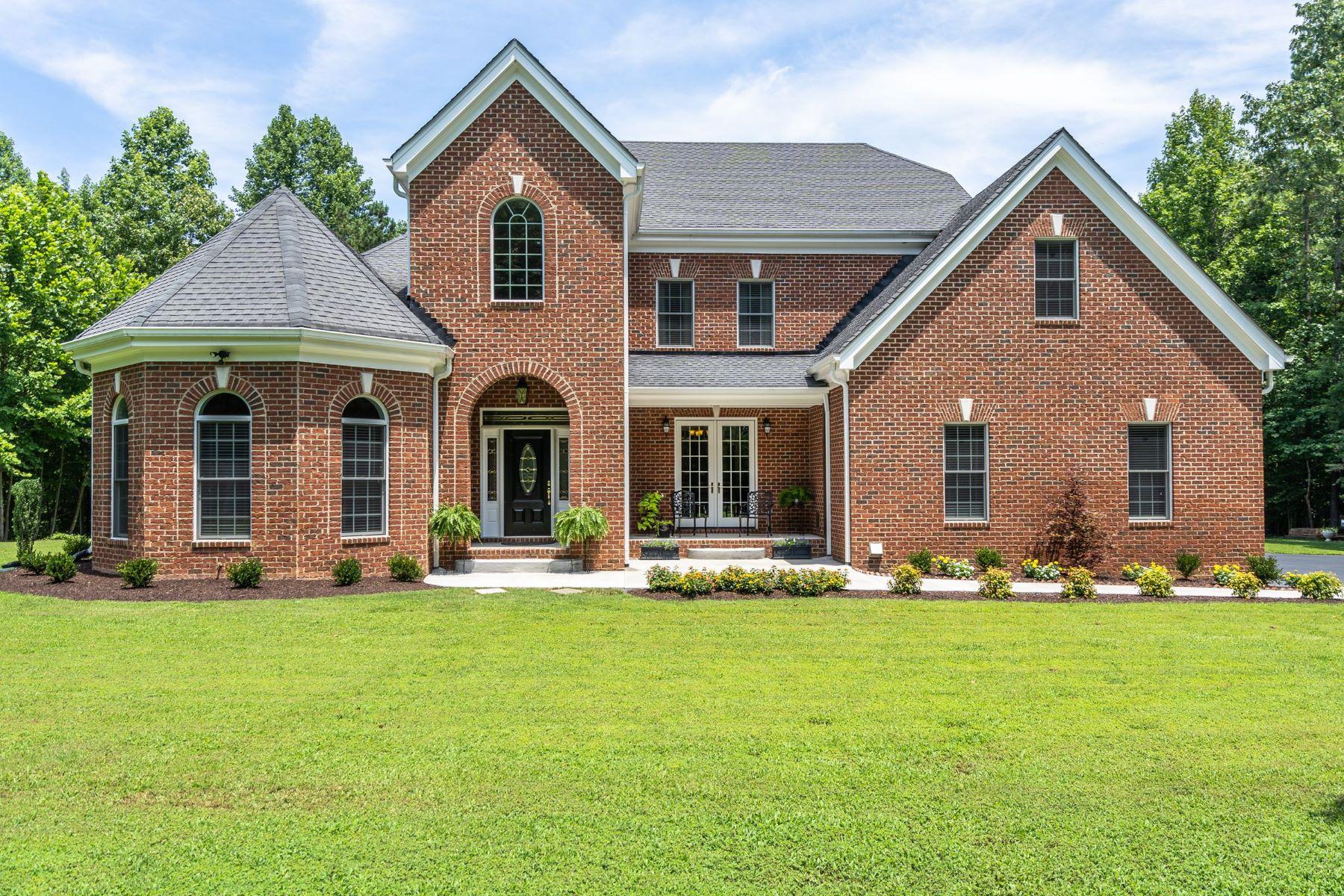 Single Family Homes 為 出售 在 8001 Iden Place, Quinton, VA 23141 Quinton, 弗吉尼亞州 23141 美國
