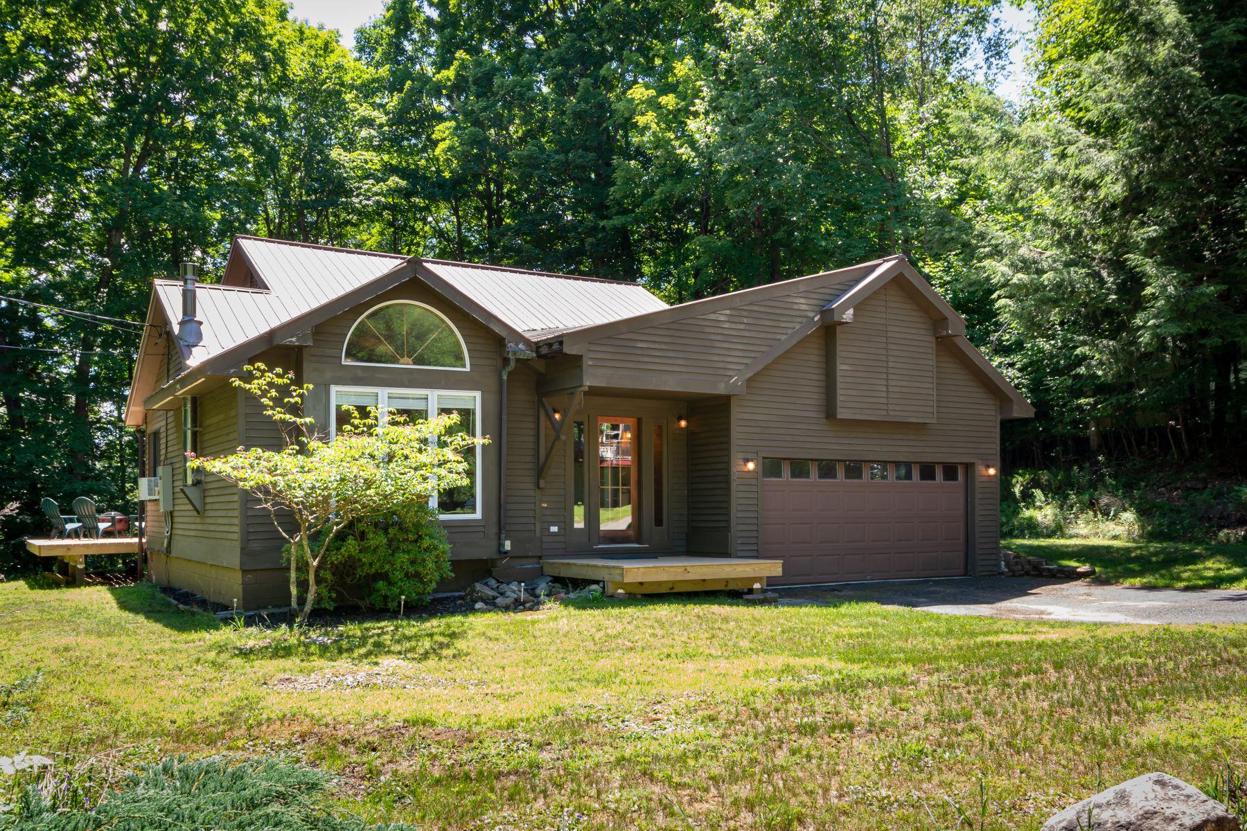 Single Family Homes 為 出售 在 66 Fox Run Road, Saranac Lake, NY 12983 Saranac Lake, 纽约 12983 美國