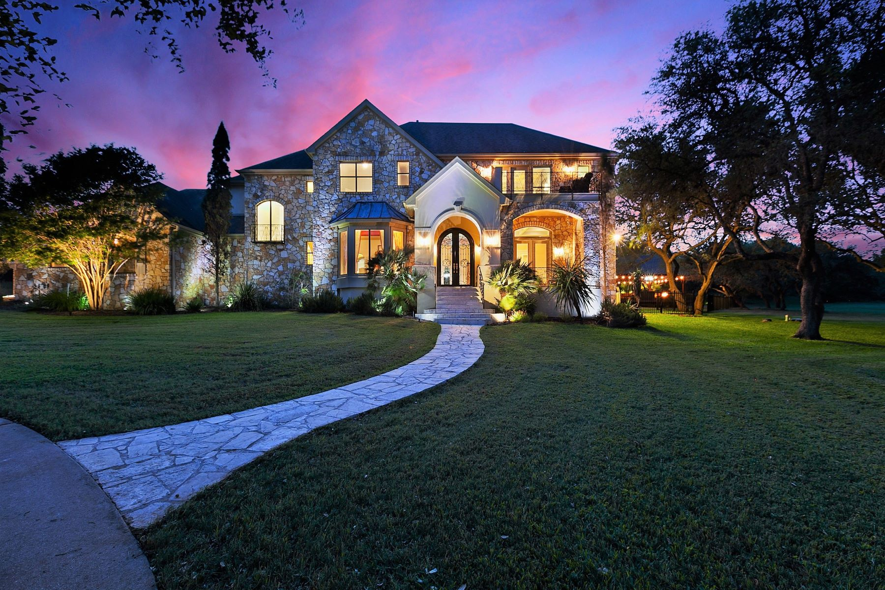 Single Family Homes for Sale at Where City meets the Country! 108 Ranchers Club Lane Driftwood, Texas 78619 United States