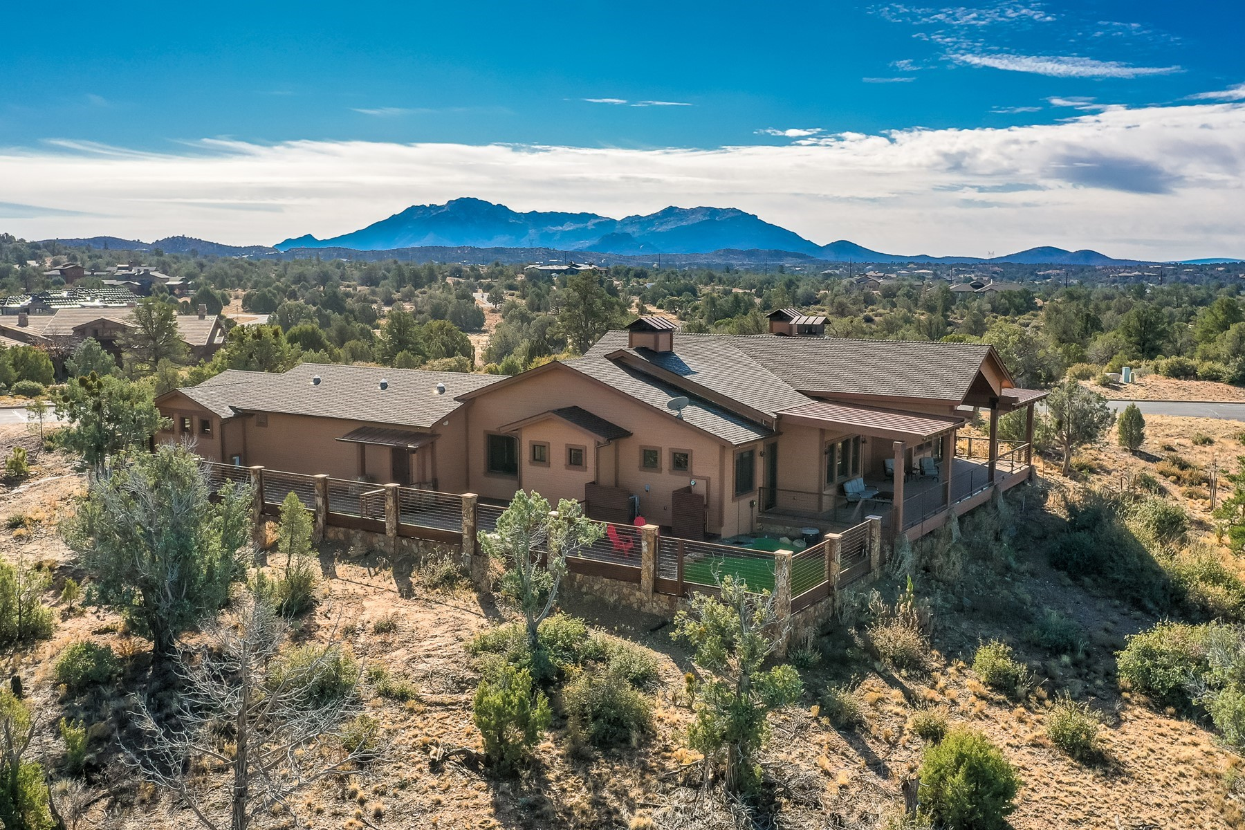 Single Family Homes for Active at Talking Rock Ranch 5470 W Three Forks Road Prescott, Arizona 86305 United States