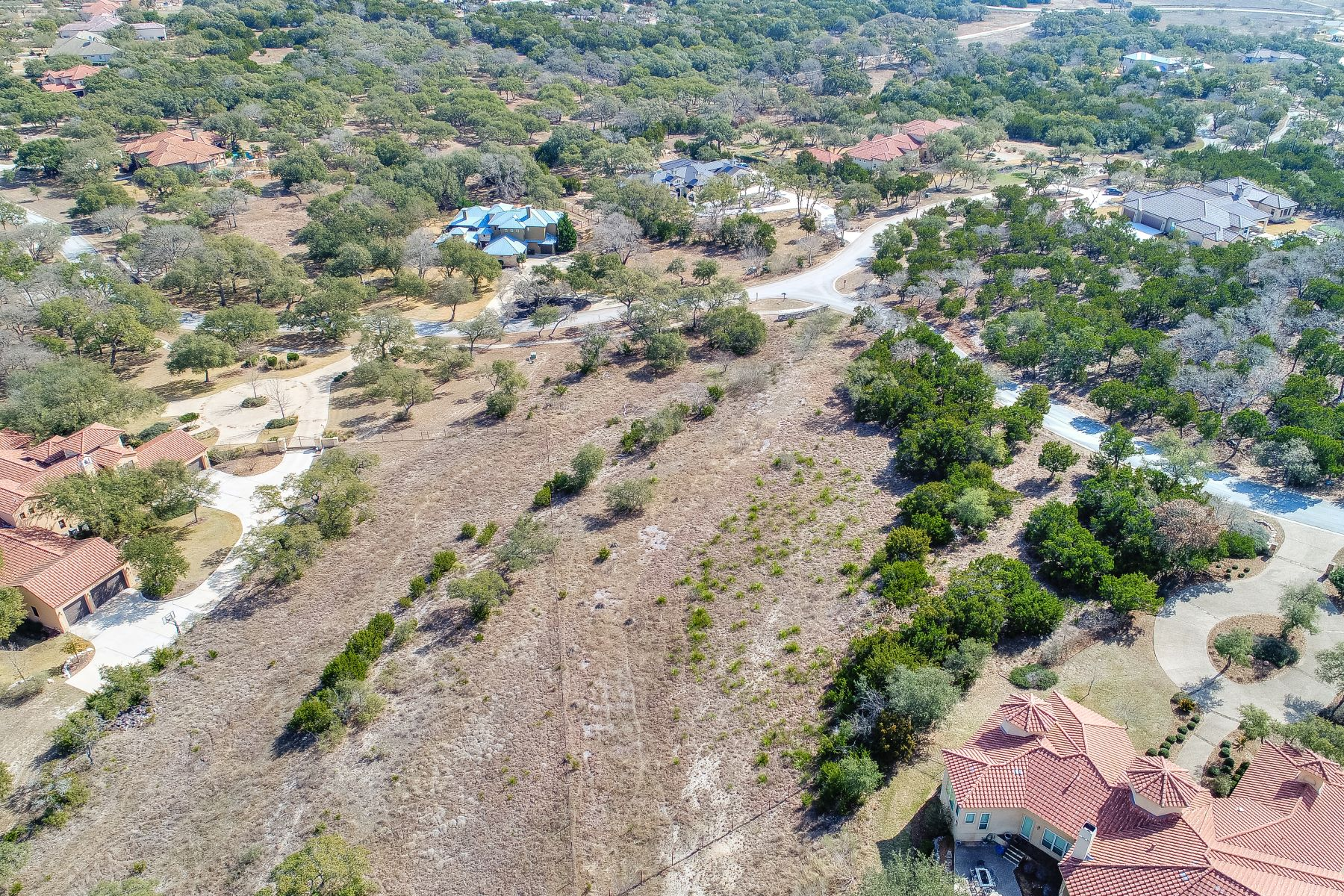 Land for Sale at Premium Lot in Anaqua Springs 11323 Anaqua Springs Boerne, Texas 78006 United States