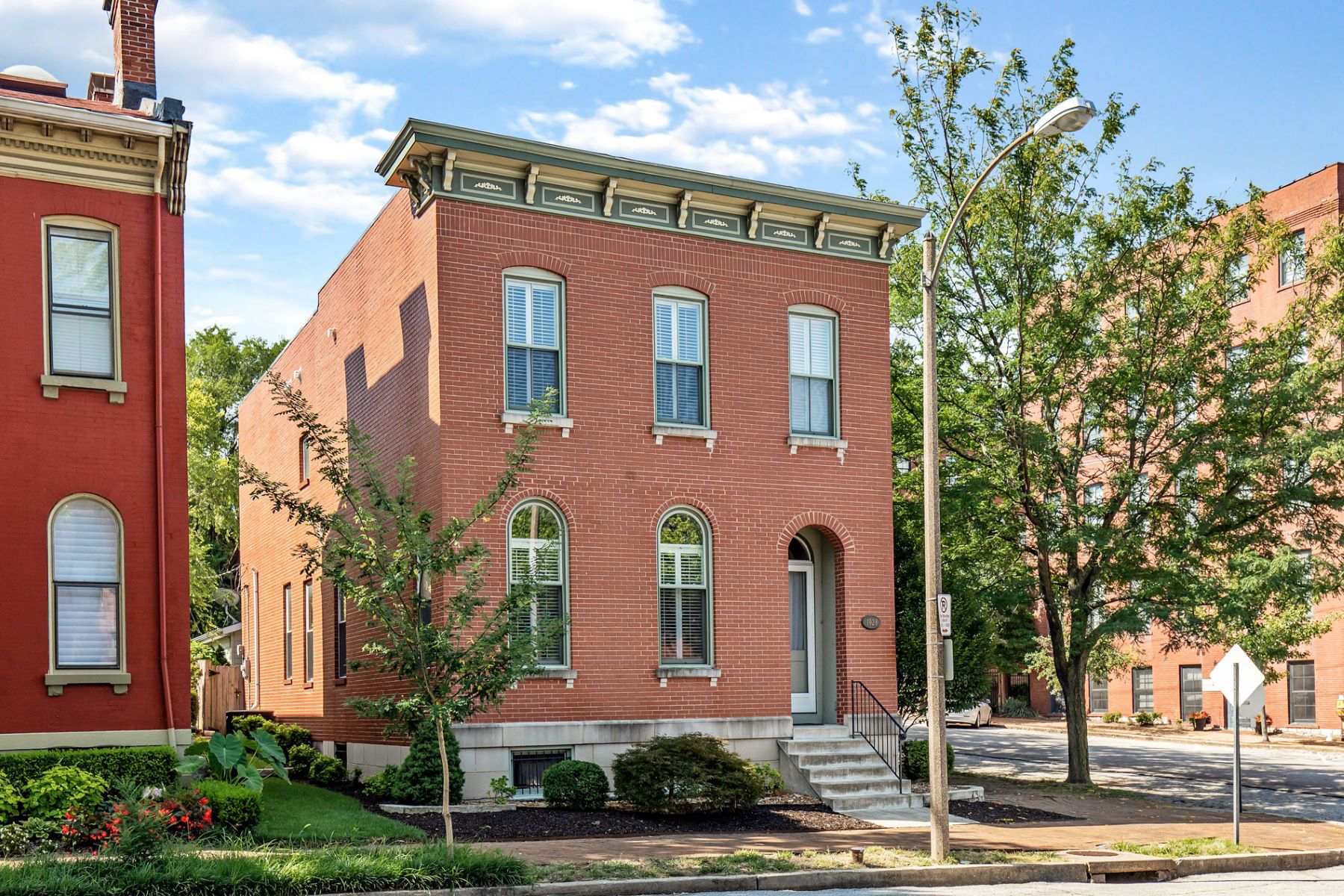 Single Family Home for Sale at Lasalle Street, St. Louis, MO 63104 1928 Lasalle Street St. Louis, Missouri 63104 United States