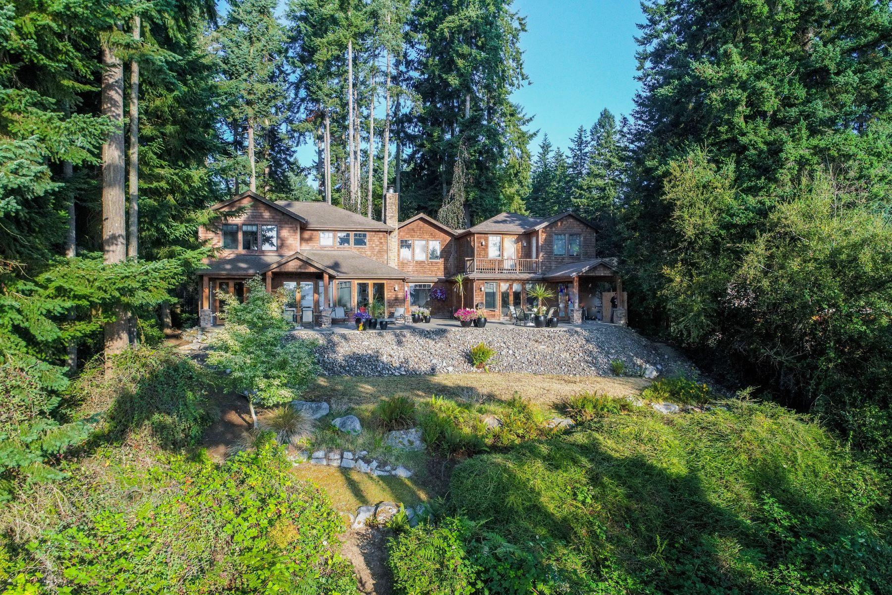 Single Family Homes por un Venta en 6576 NE Tara Lane, Bainbridge Island, WA 98110 6576 NE Tara Lane Bainbridge Island, Washington 98110 Estados Unidos