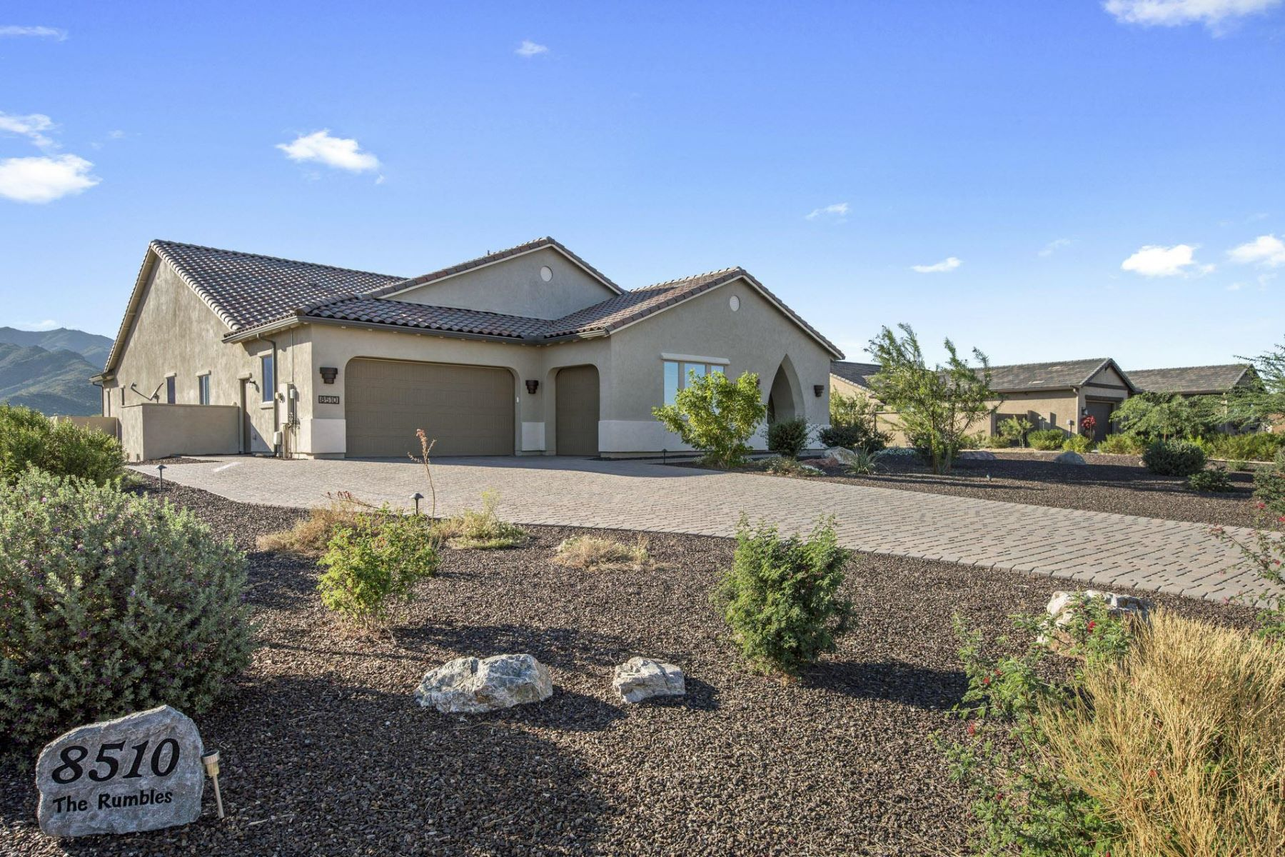 Single Family Homes for Active at Sonoran Ridge Estates 8510 N 194TH DR Waddell, Arizona 85355 United States