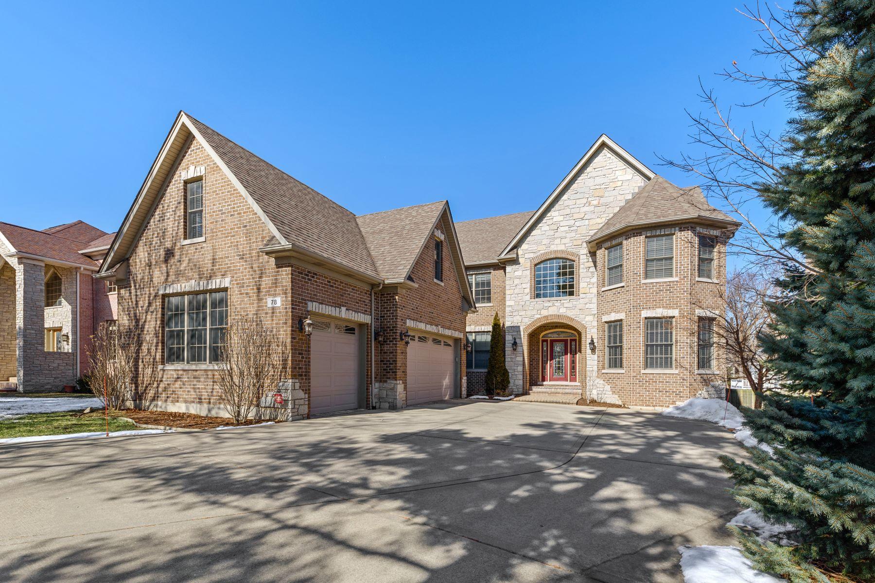 Single Family Homes por un Venta en Move Right In 78 E Wilmette Avenue Palatine, Illinois 60067 Estados Unidos