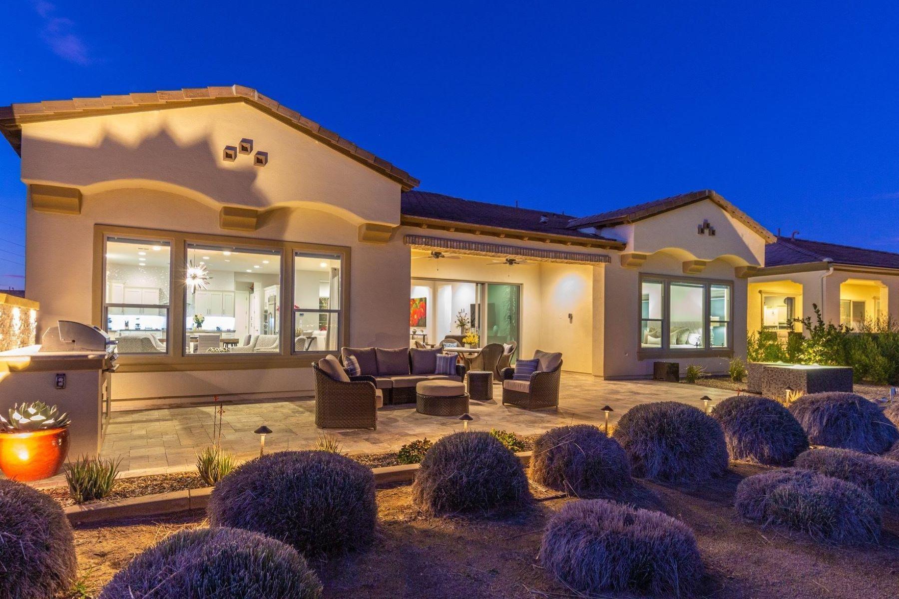 Single Family Homes por un Venta en Encanterra 36869 N Stoneware Drive San Tan Valley, Arizona 85140 Estados Unidos