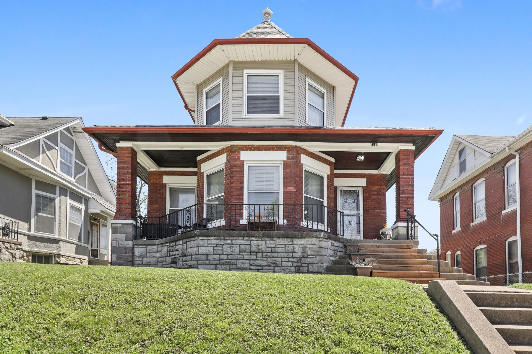 Single Family Homes for Active at Historic Northeast Kansas City 3415 Saint John Avenue Kansas City, Missouri 64123 United States