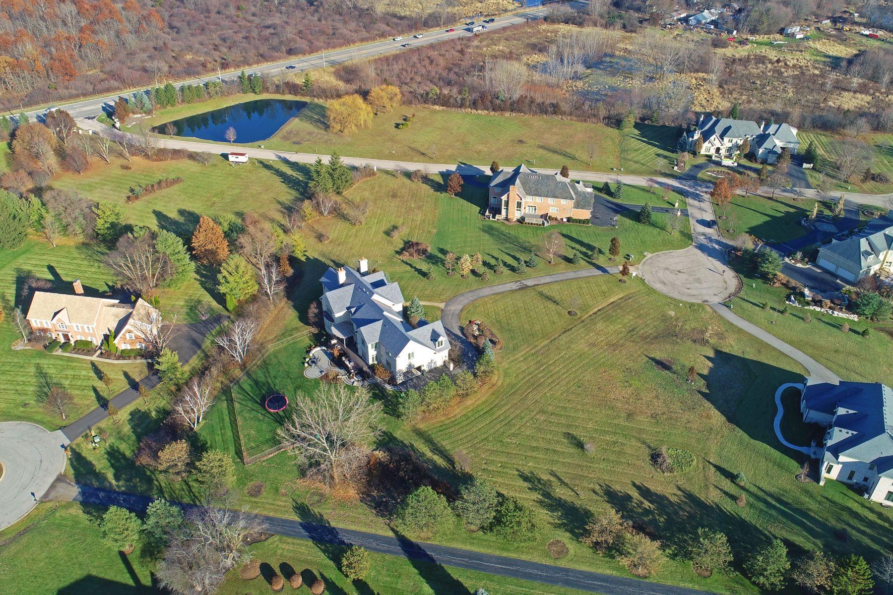 Οικόπεδο για την Πώληση στο Beautiful Nathan's Glen Home Site Leanda Lane Lot #9 Barrington, Ιλινοϊσ 60010 Ηνωμένες Πολιτείες