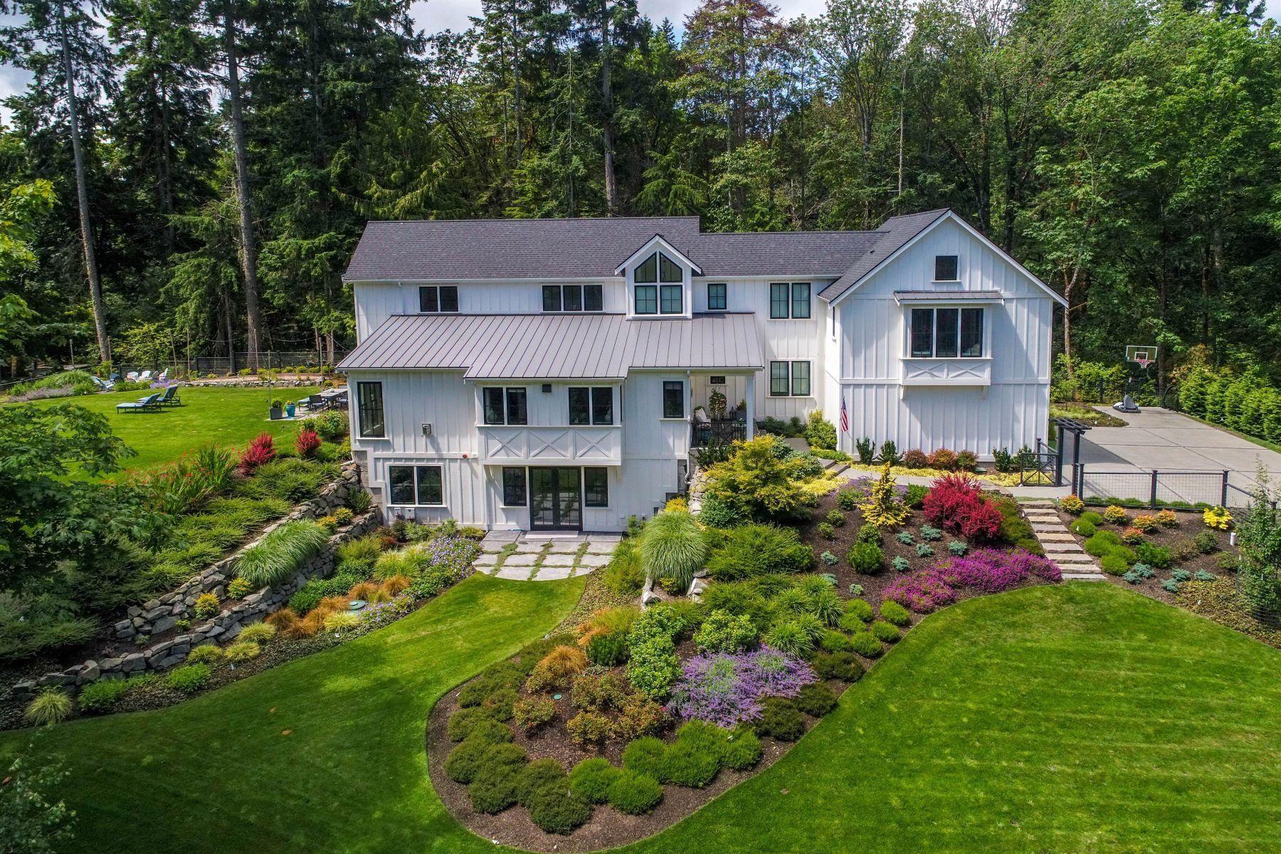 Single Family Homes for Sale at 1511 Summerfield Lane NE, Bainbridge Island, WA 98110 1511 Summerfield Lane NE Bainbridge Island, Washington 98110 United States
