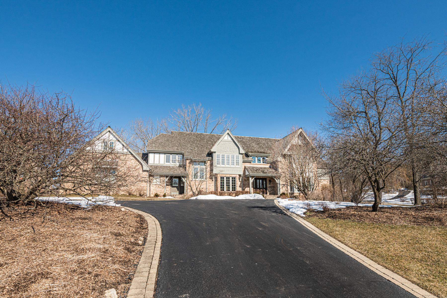 Single Family Homes por un Venta en Beautiful updated Home 70 Bexley Court North Barrington, Illinois 60010 Estados Unidos