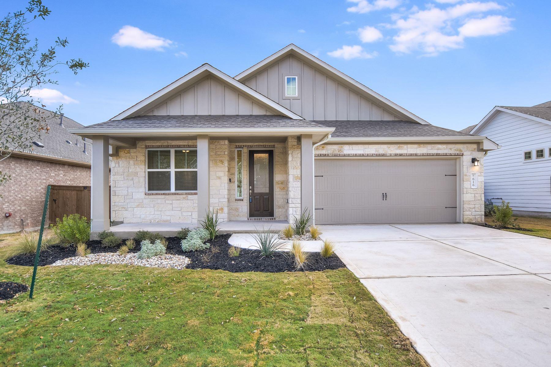 Single Family Homes for Sale at 616 Smilser Lane, Leander, TX 78641 616 Smilser Lane Leander, Texas 78641 United States