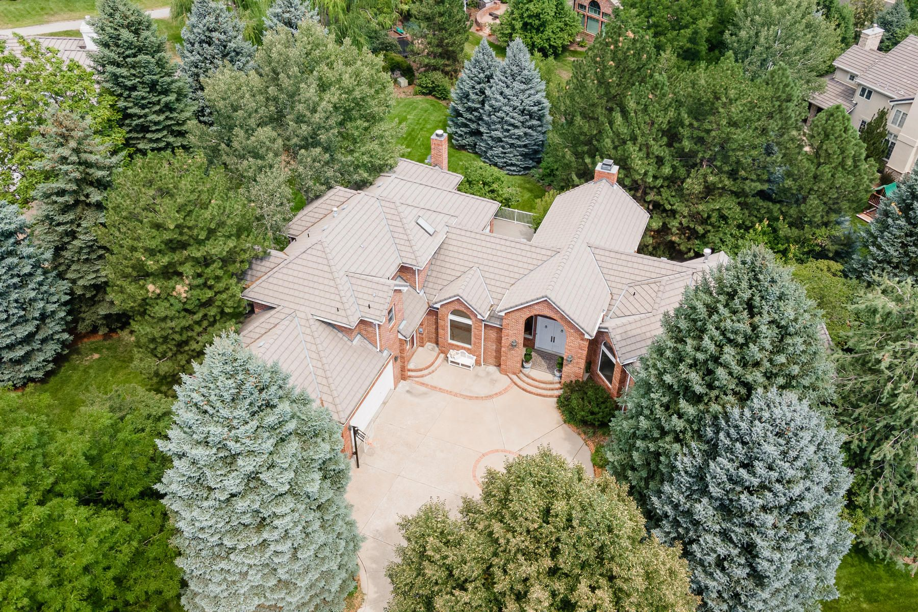 Single Family Homes for Active at 5151 Olive Court, Greenwood Village, Co, 80121 5151 Olive Court Greenwood Village, Colorado 80121 United States