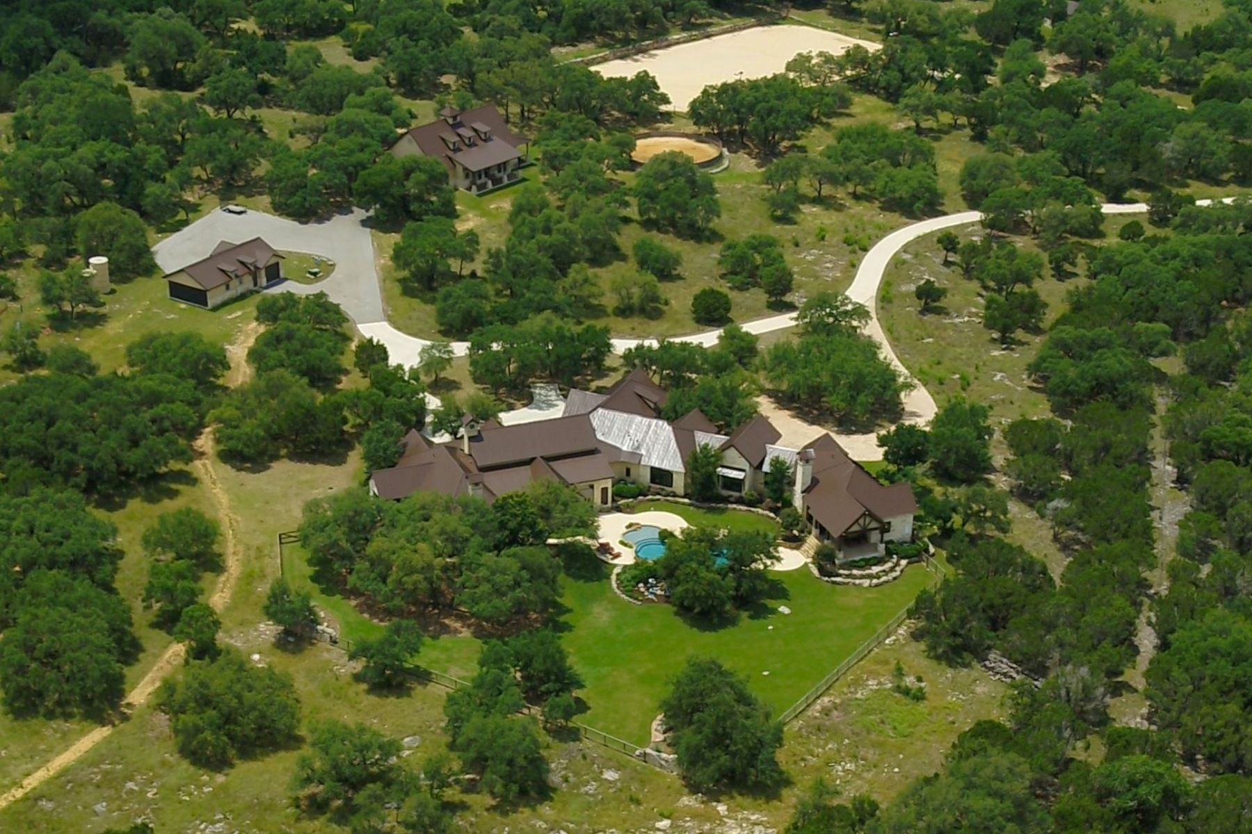 Single Family Homes 용 매매 에 Own 43+ Acres In Coveted Cordillera Ranch 107 Rio Cordillera, Boerne, 텍사스 78006 미국