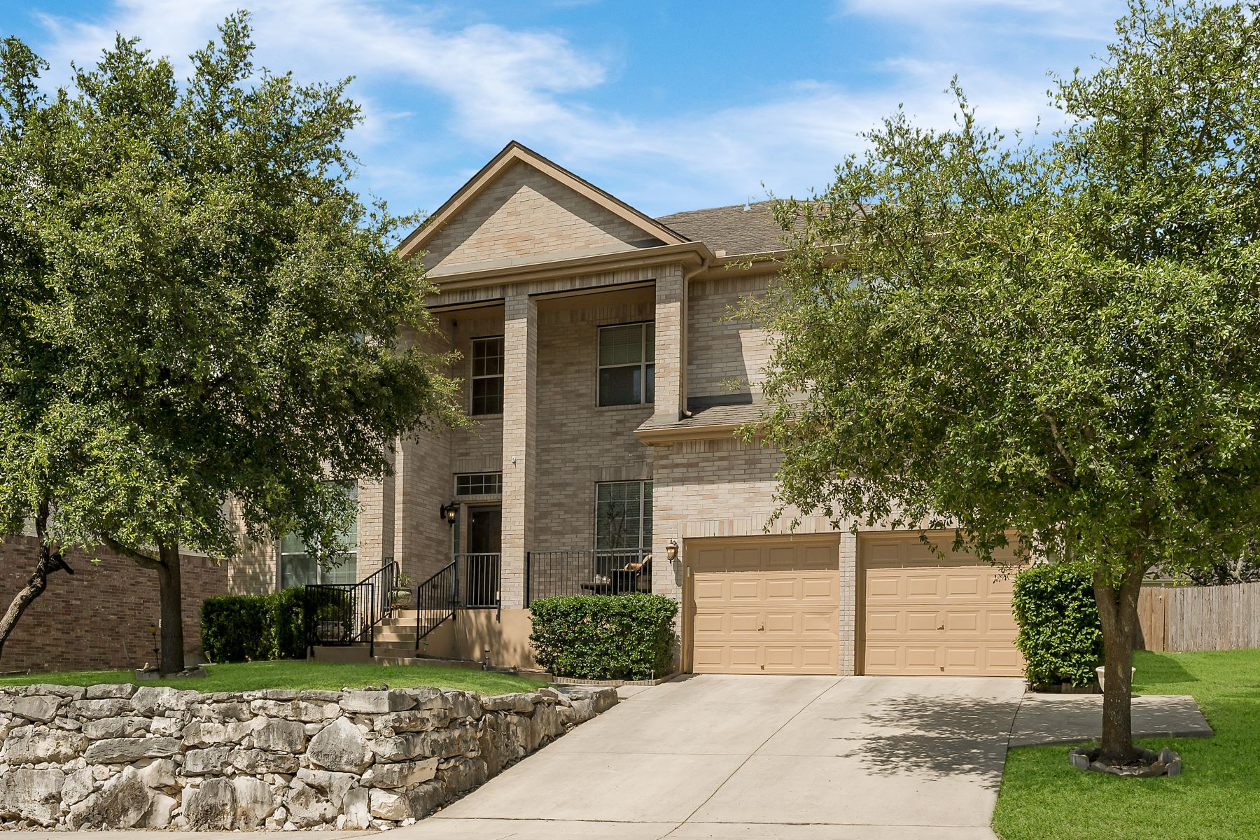 Single Family Homes for Sale at 20623 Meandering Circle, San Antonio, TX 78258 San Antonio, Texas 78258 United States