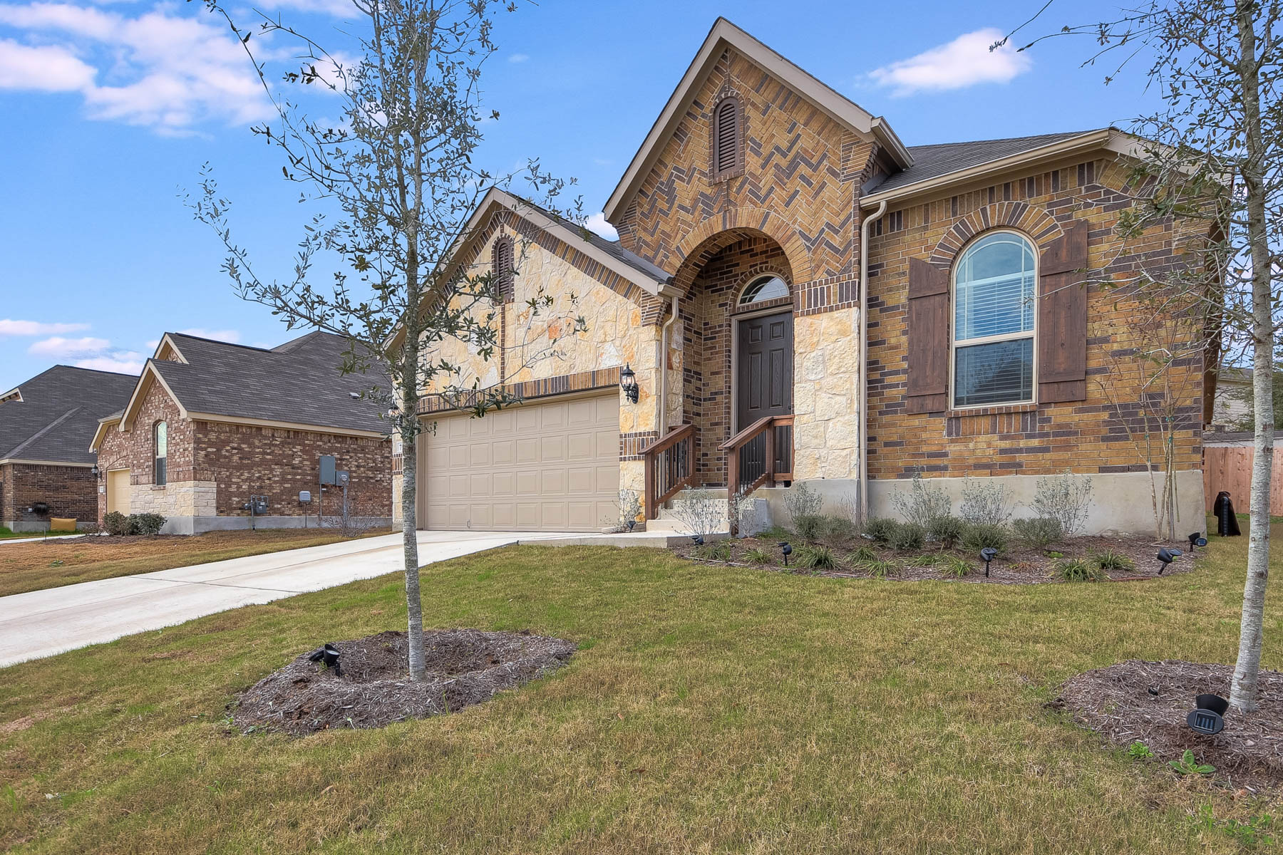 Single Family Home for Sale at Newly Built Gehan Home in Schertz 716 Pulitzer Road Schertz, Texas 78108 United States