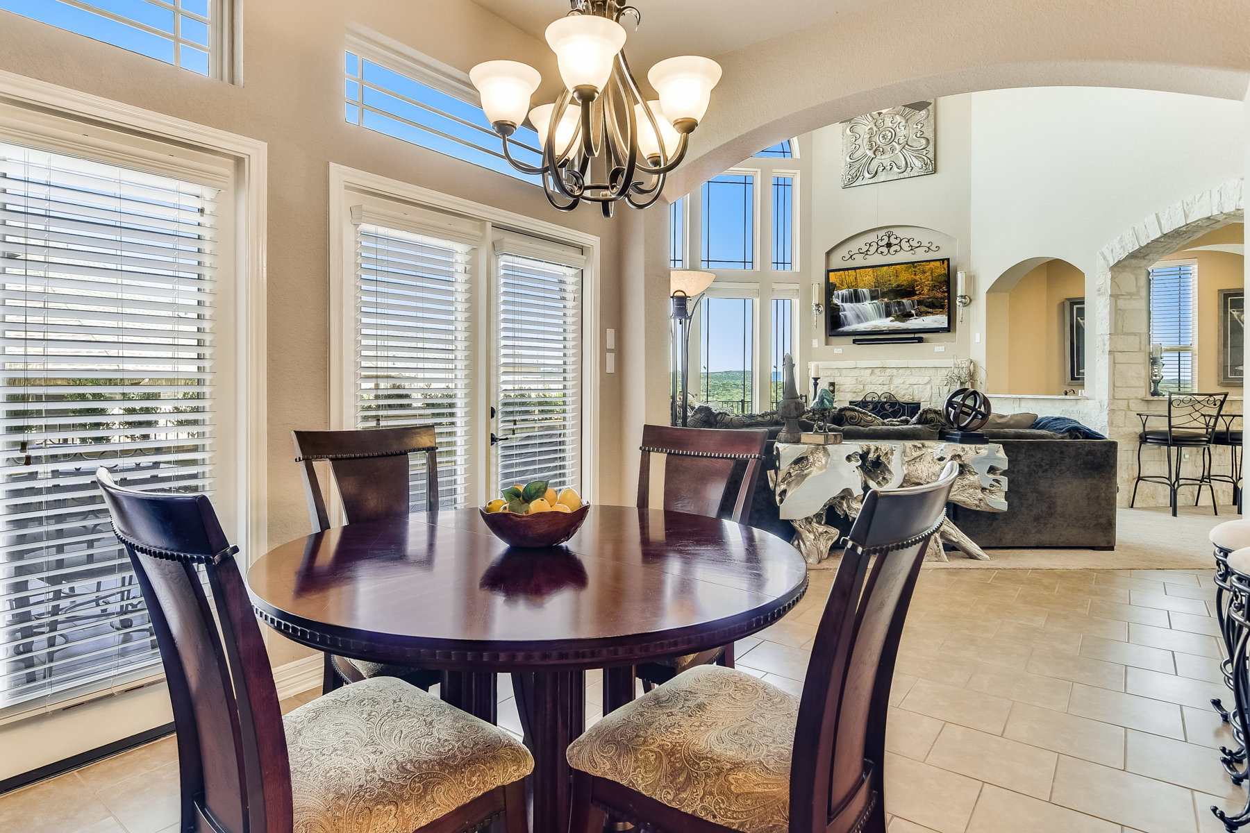 Single Family Home for Sale at Sunset Views in The Ridge at Sonoma Verde 18415 Branson Falls San Antonio, Texas 78255 United States