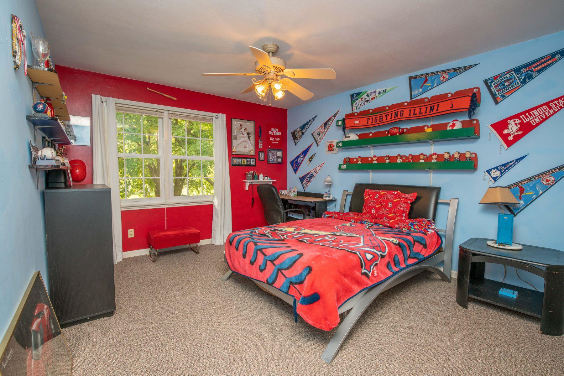 Additional photo for property listing at Kirkwood Charmer 1465 Frances Road Kirkwood, Missouri 63122 United States