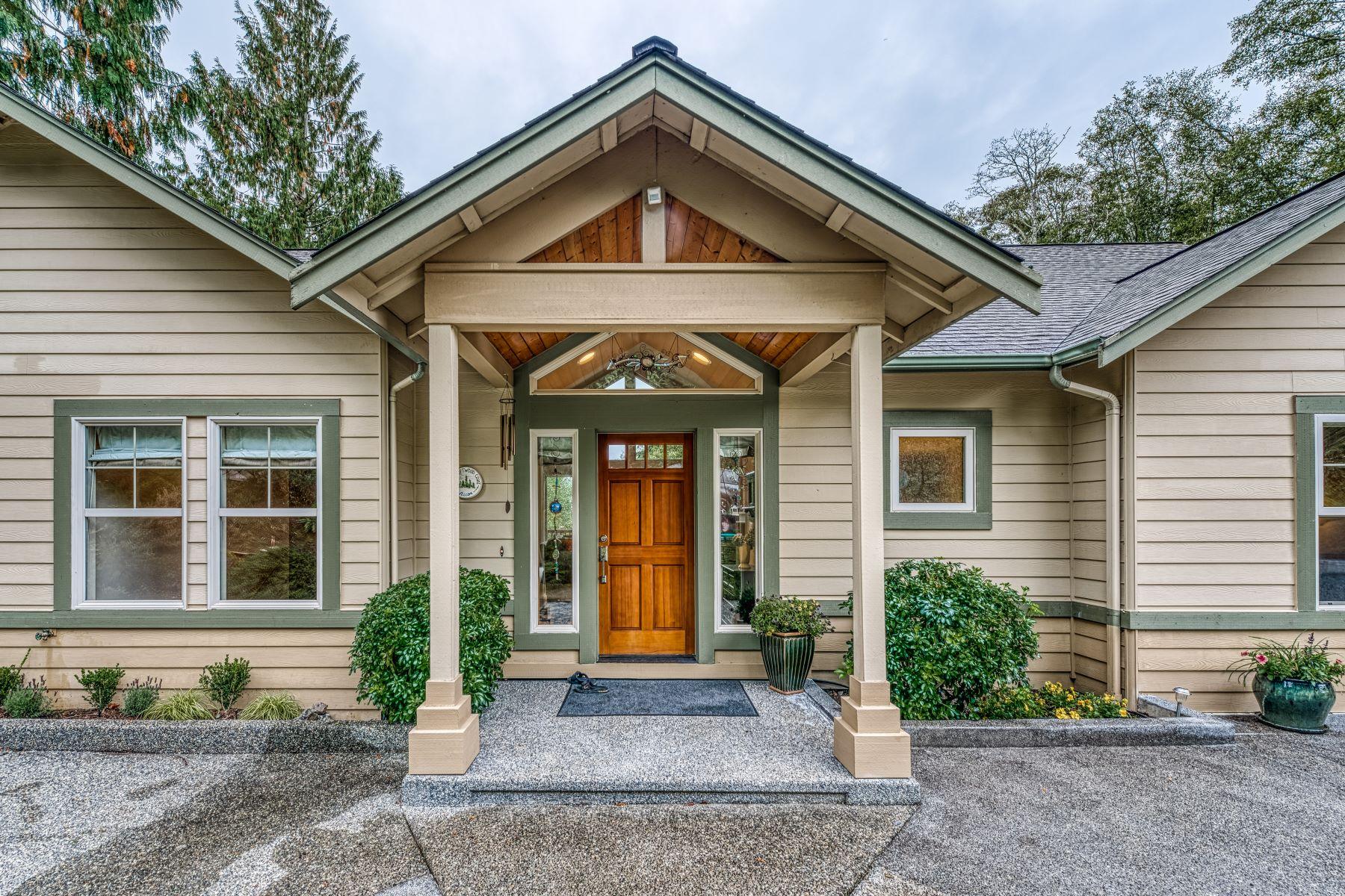 Single Family Homes por un Venta en 12 Driftwood Court, Port Ludlow, WA 98365 12 Driftwood Ct Port Ludlow, Washington 98365 Estados Unidos