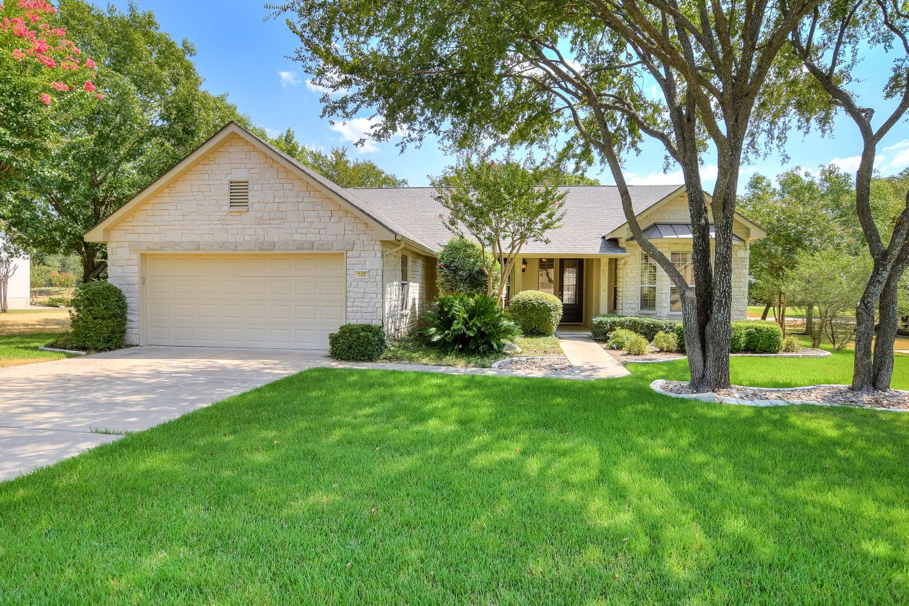 Single Family Homes for Sale at 140 Enchanted Drive, Georgetown, TX 78633 140 Enchanted Drive Georgetown, Texas 78633 United States