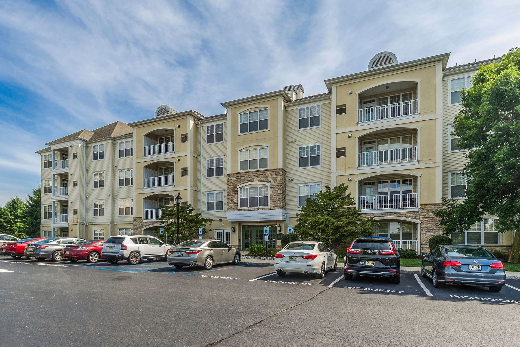 Condominiums for Sale at Updated Madison Unit in Move-in condition 336 Masterson Court, Ewing, New Jersey 08618 United States