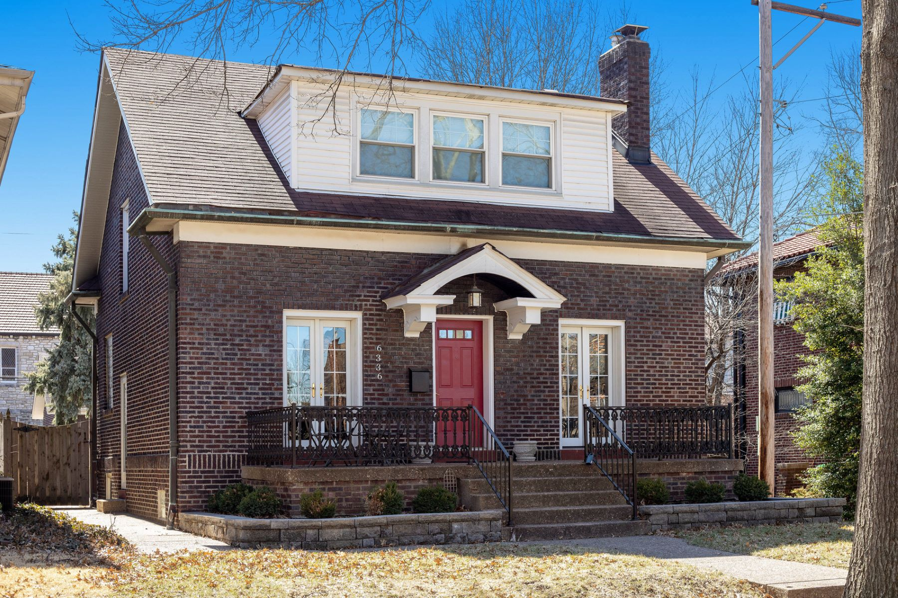 Single Family Home for Sale at HiPointe-Demun's Finest Home! 6336 Alamo Ave Clayton, Missouri 63105 United States