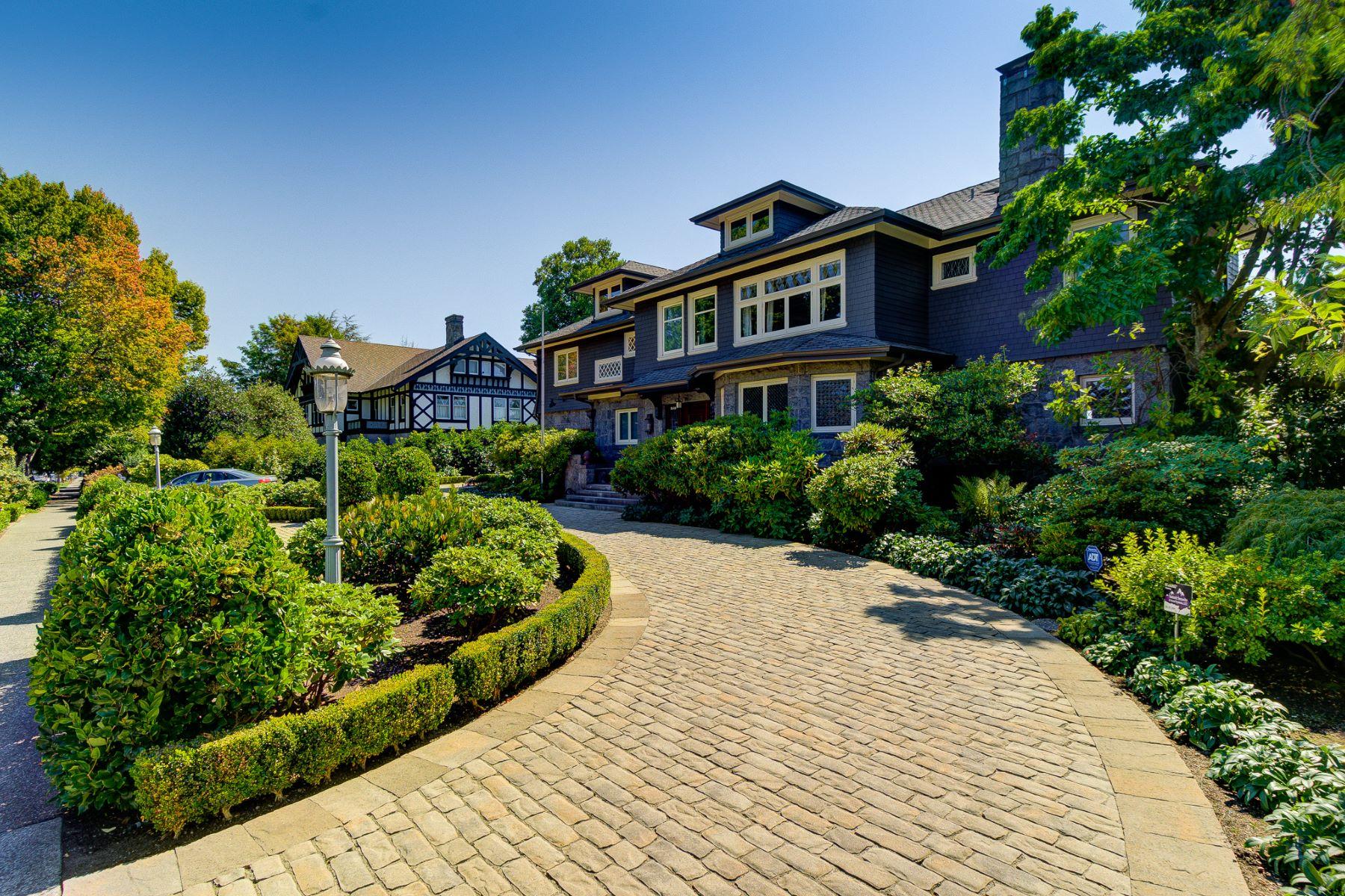 Single Family Homes 為 出售 在 421 W Highland Dr , Seattle, WA 98119 Seattle, 華盛頓州 98119 美國