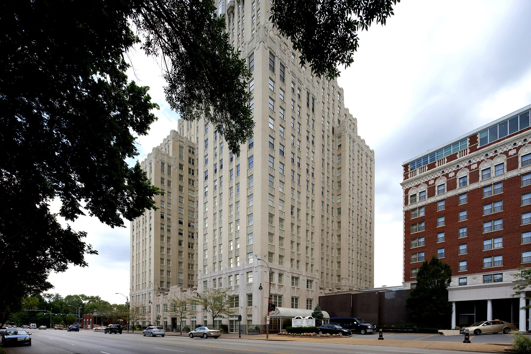 Condominiums for Sale at A Dream Come True at The Chase Park Plaza 232 North Kingshighway Boulevard #910 St. Louis, Missouri 63108 United States