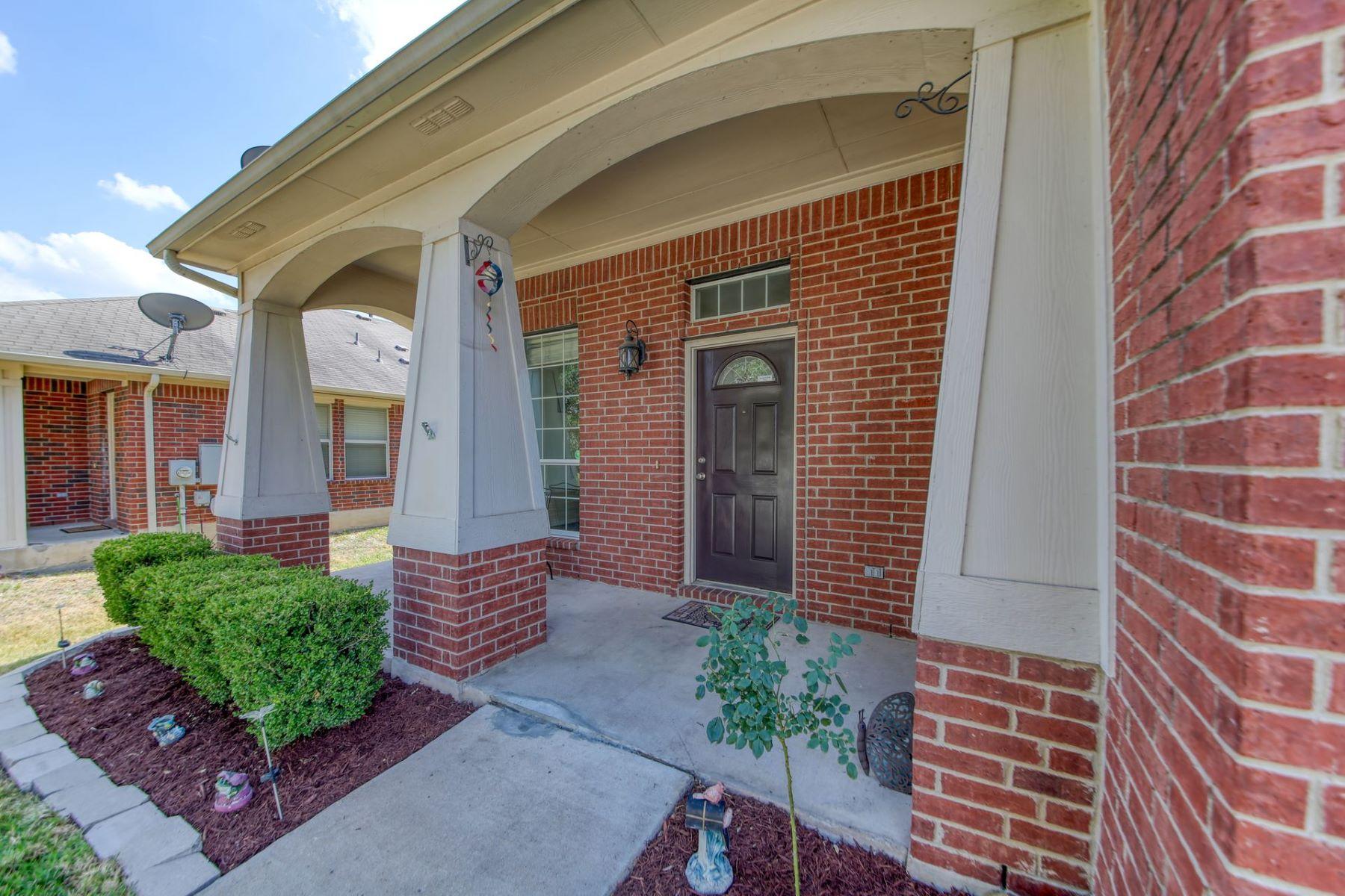 Single Family Homes 용 매매 에 2114 Rachel Lane, Round Rock, TX 78664 Round Rock, 텍사스 78664 미국