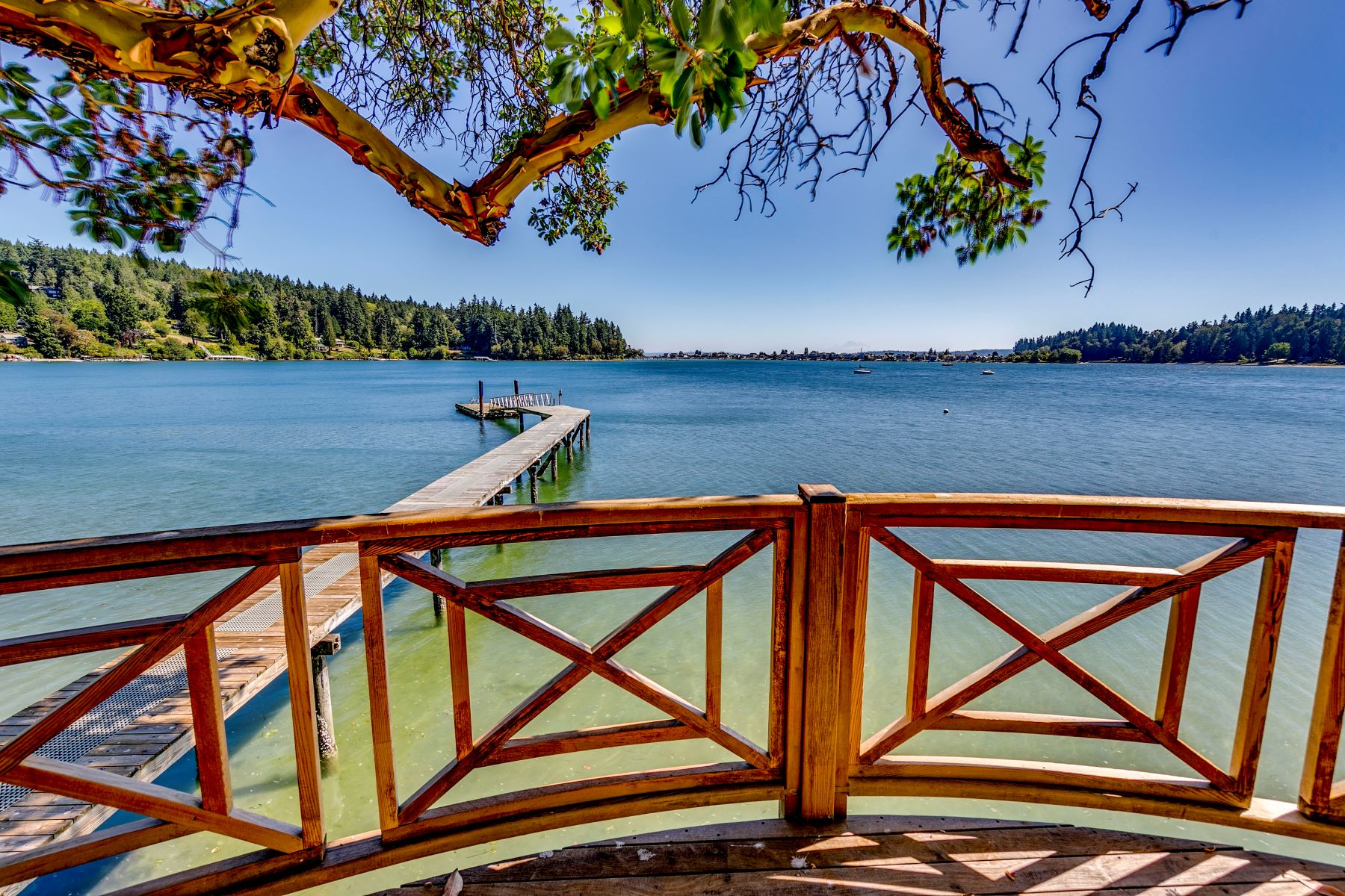 Single Family Homes for Sale at 21512 Miller Bay Road NE, Poulsbo, WA 98370 21512 Miller Bay Road NE Poulsbo, Washington 98370 United States