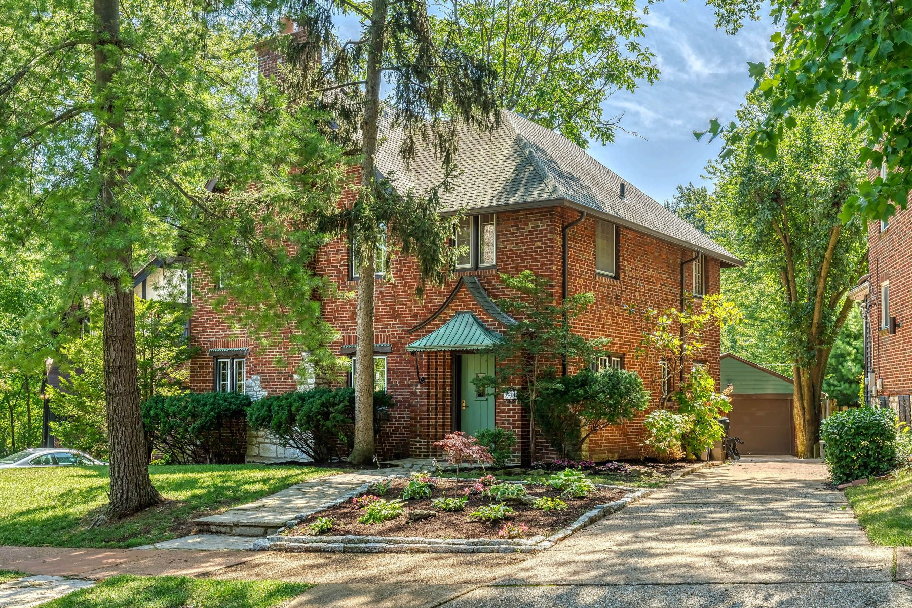 Property for Sale at Charming English Country Home 644 Vassar Avenue University City, Missouri 63130 United States