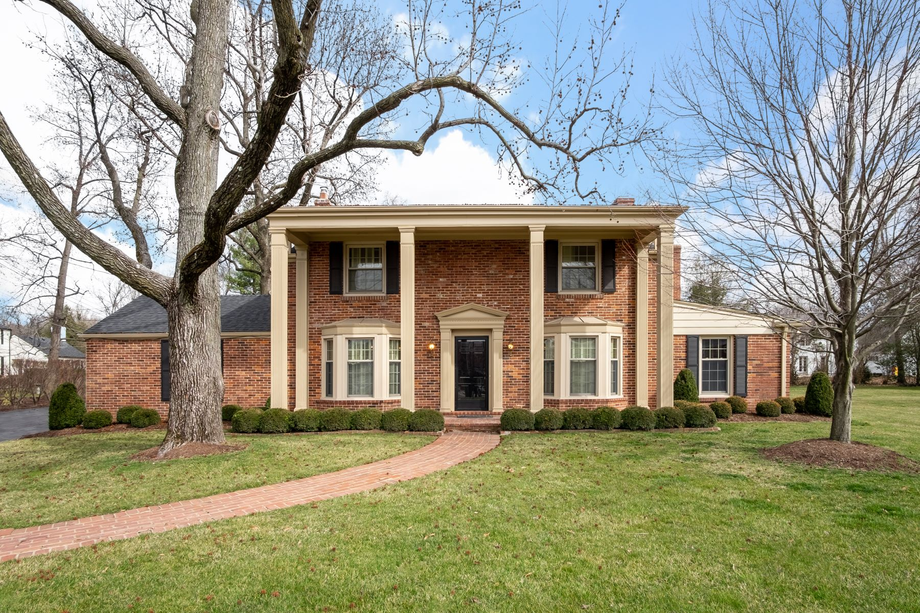 Single Family Homes for Sale at Incredible Ladue Home 1110 South Warson Road Ladue, Missouri 63124 United States