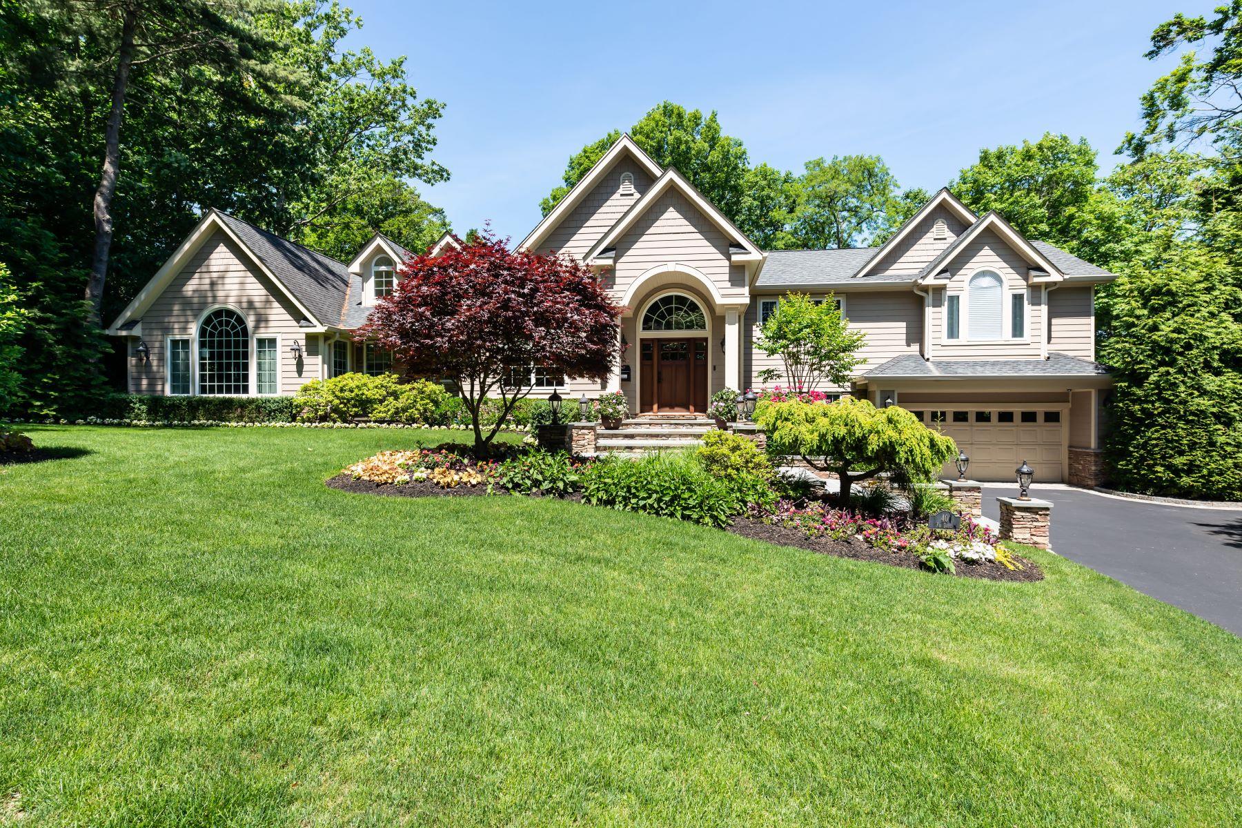 Single Family Homes 為 出售 在 40 Fir Drive, East Hills, Ny, 11576 East Hills, 纽约 11576 美國