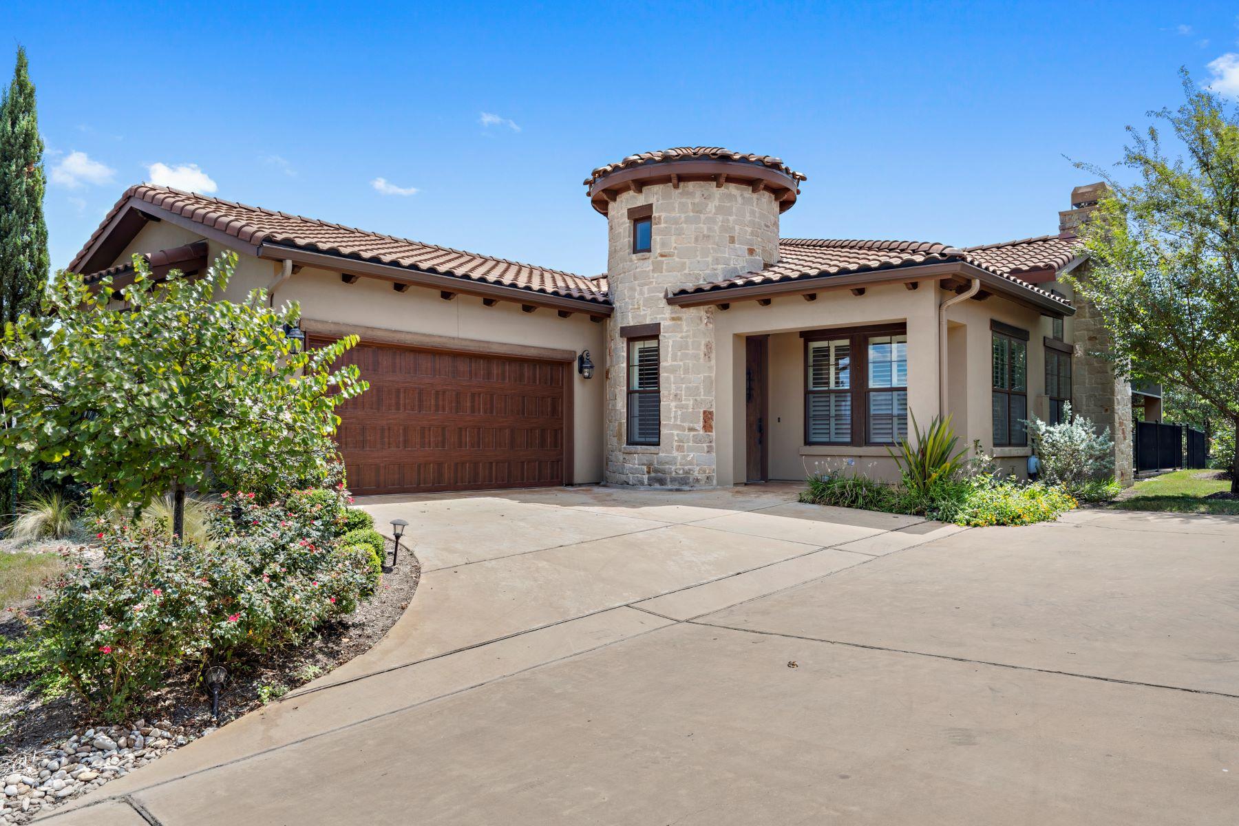 Single Family Homes for Sale at 408 Amiata Avenue #36, Lakeway, TX 78738 408 Amiata Avenue #36 Lakeway, Texas 78734 United States