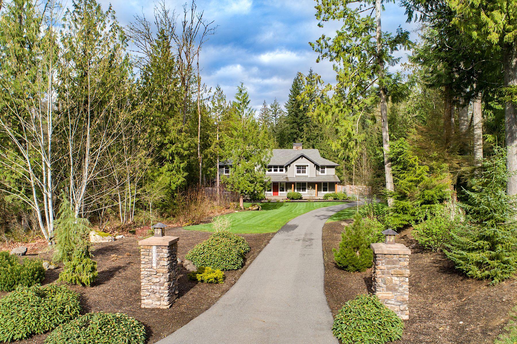 Single Family Homes for Sale at 2052 297th Way Southeast, Fall City, WA 98024 2052 297th Wy SE Fall City, Washington 98024 United States