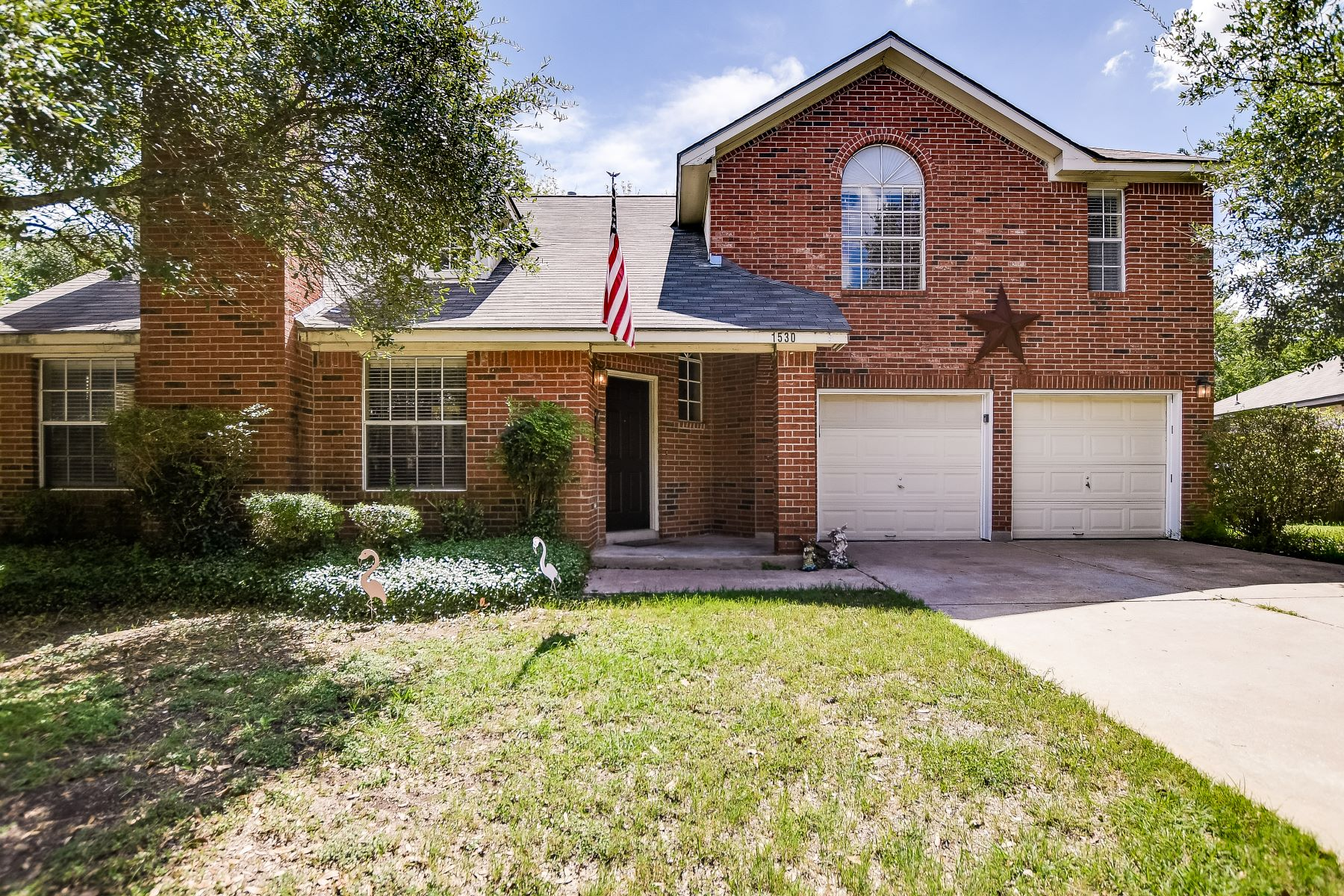 Single Family Homes for Sale at 1530 Arusha Street, Round Rock, TX 78664 1530 Arusha Street Round Rock, Texas 78664 United States
