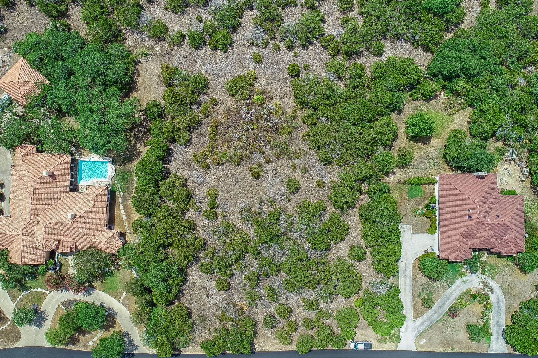 Land for Active at Build your Dream Home with Fabulous Views 18421 Shadow Canyon Drive Helotes, Texas 78023 United States