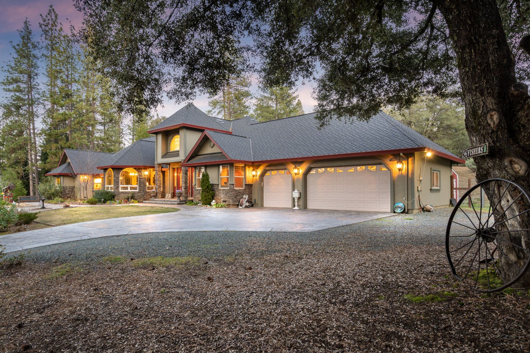 Single Family Homes for Sale at 13932 Logans Alley, Pine Grove, CA 95665 13932 Logans Alley Pine Grove, California 95665 United States