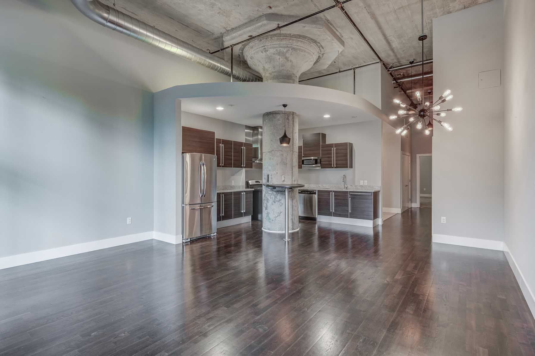Additional photo for property listing at West End Lofts #122 4100 Forest Park Avenue #122 St. Louis, Missouri 63108 United States