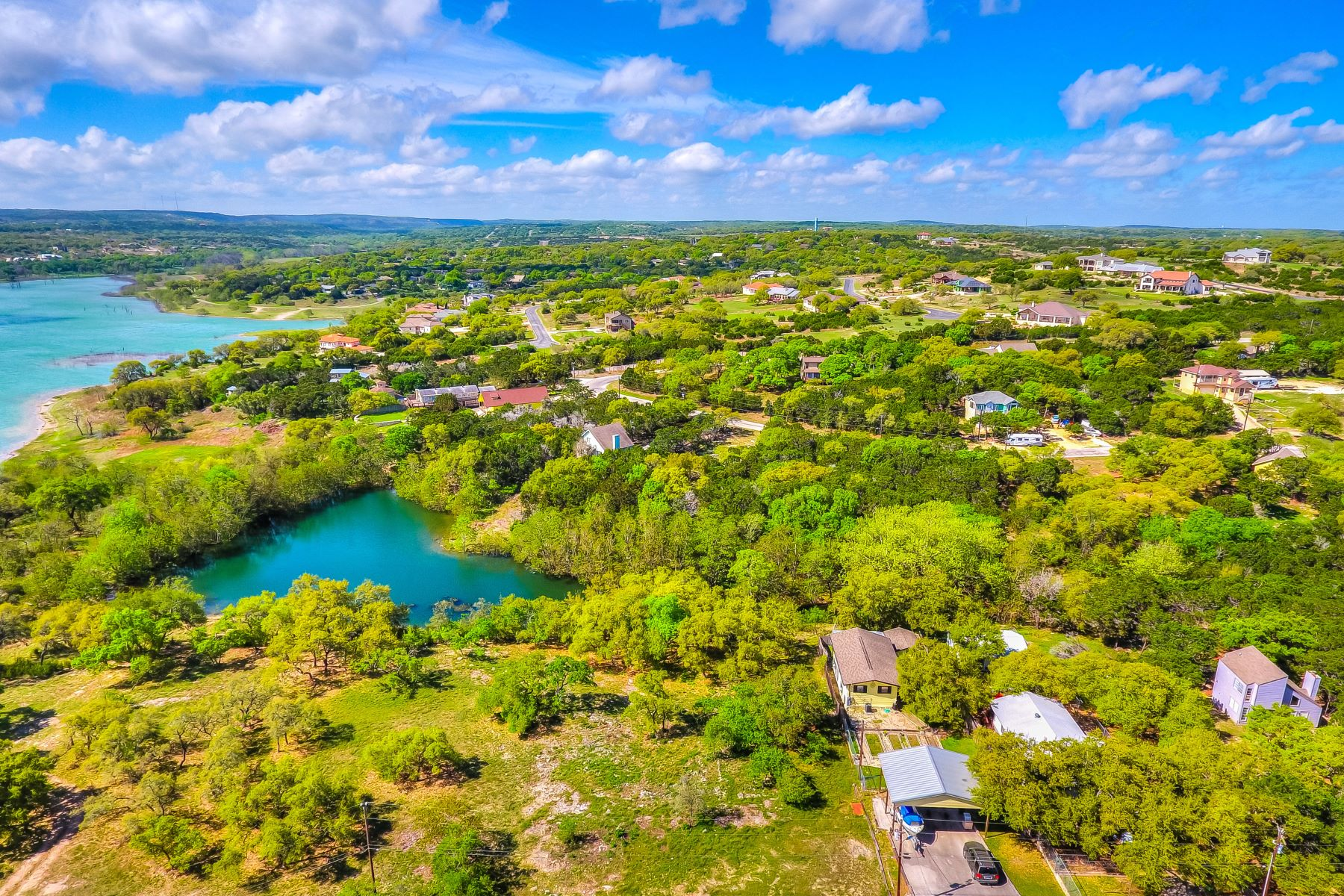 Land for Sale at Park-Like Lot on Canyon Lake 1544 Canyon Lake Drive, Canyon Lake, Texas 78133 United States