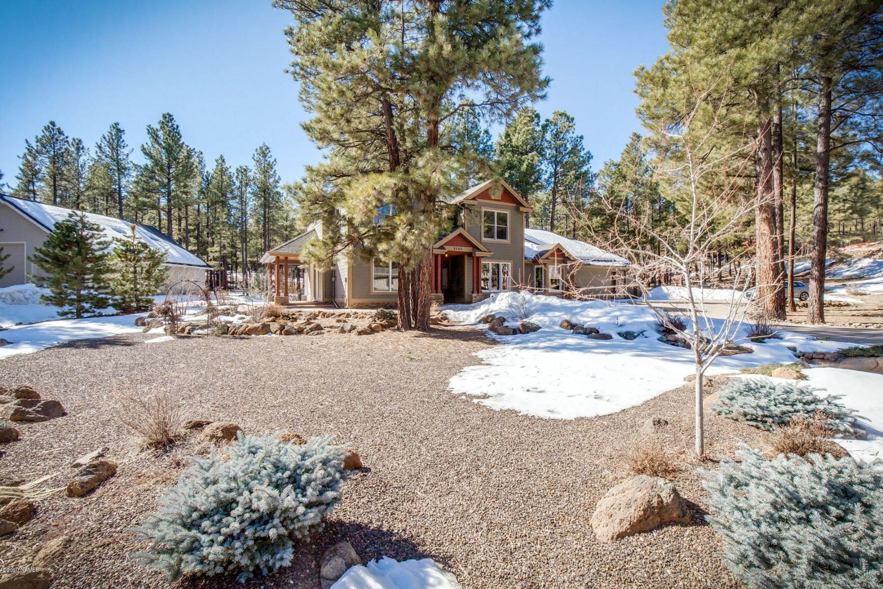 Single Family Homes for Active at Linwood 2167 N Fremont BLVD Flagstaff, Arizona 86001 United States