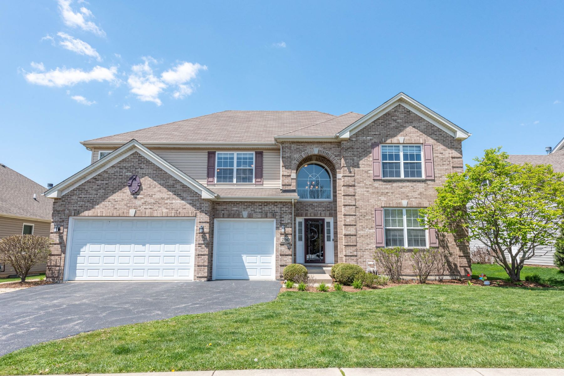 Single Family Homes για την Πώληση στο Relaxing Setting In Cary 760 Fox Trail Terrace, Cary, Ιλινοϊσ 60013 Ηνωμένες Πολιτείες