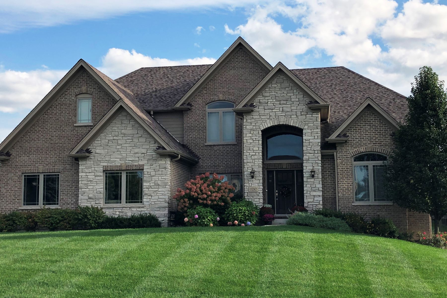 Single Family Homes for Sale at Your New Dream Home 24834 West Pine Cone Lane Plainfield, Illinois 60586 United States